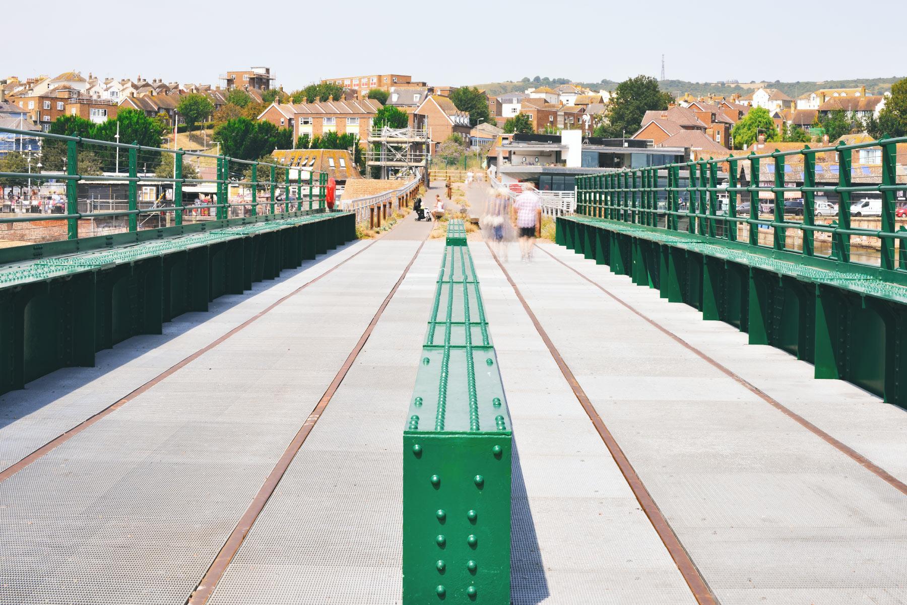 ACME Swinging Bridge and Viaduct