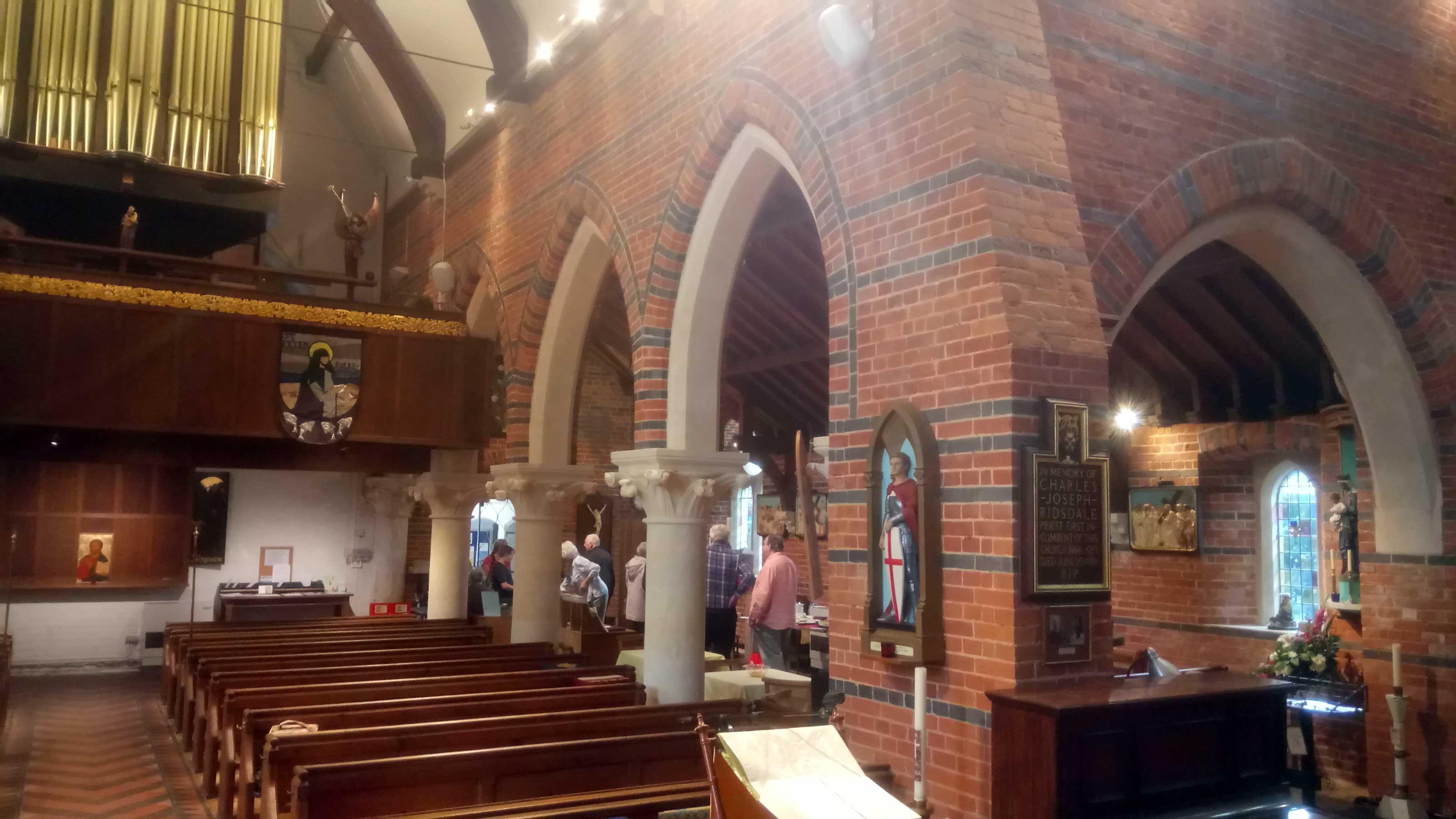 St Peter's Church Folkestone