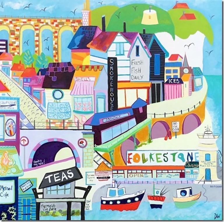 Creative Quarter in Folkestone