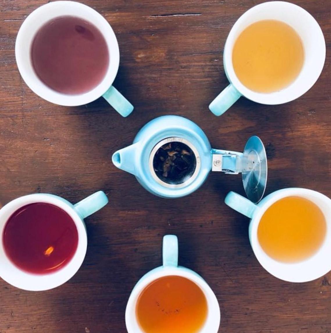 Debonair Tea Folkestone