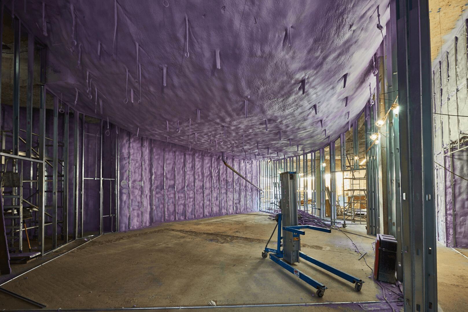 F51 Suspended Concrete Bowls