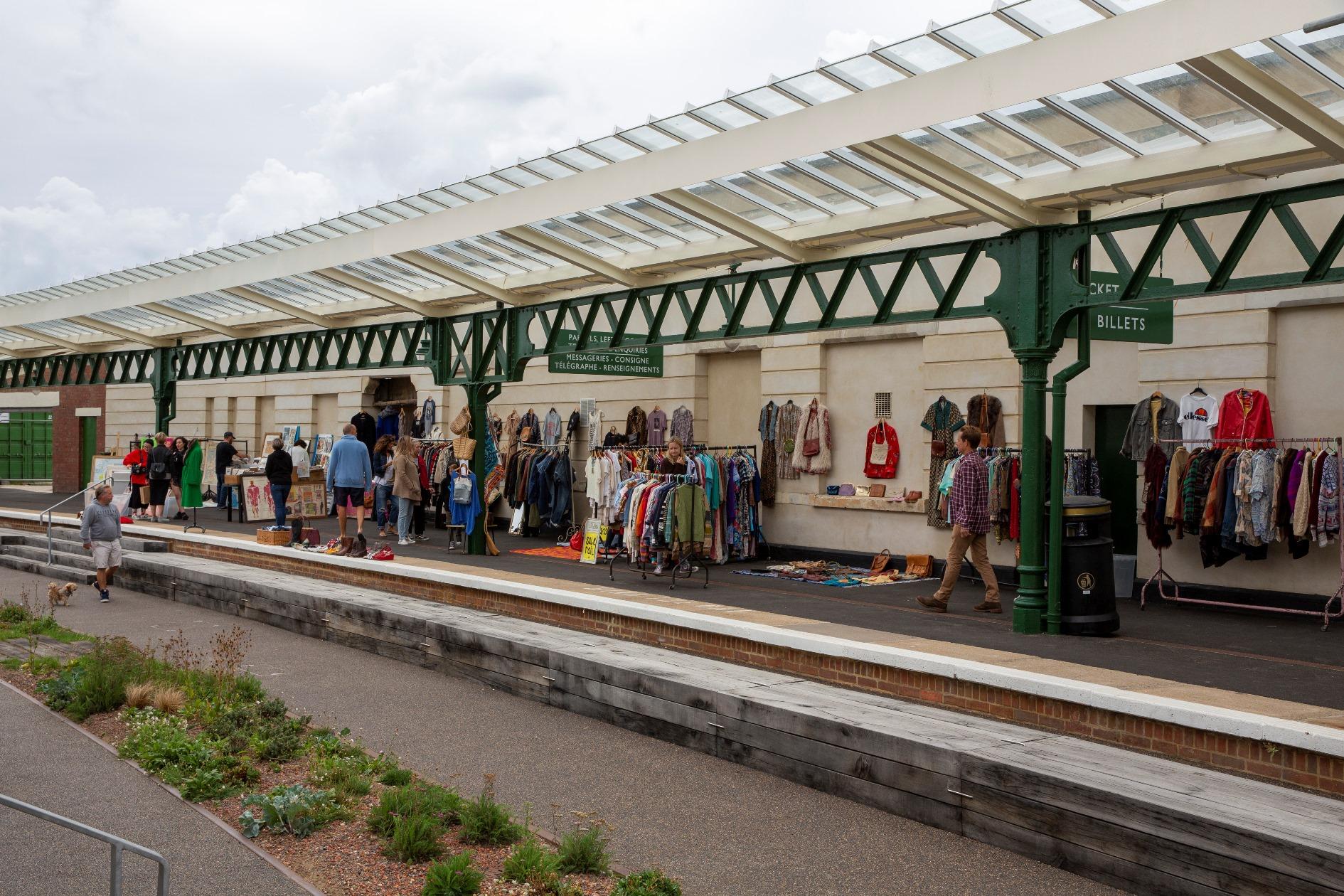 Harbour Station Market