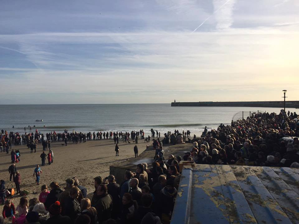 Folkelife Boxing Day Dip