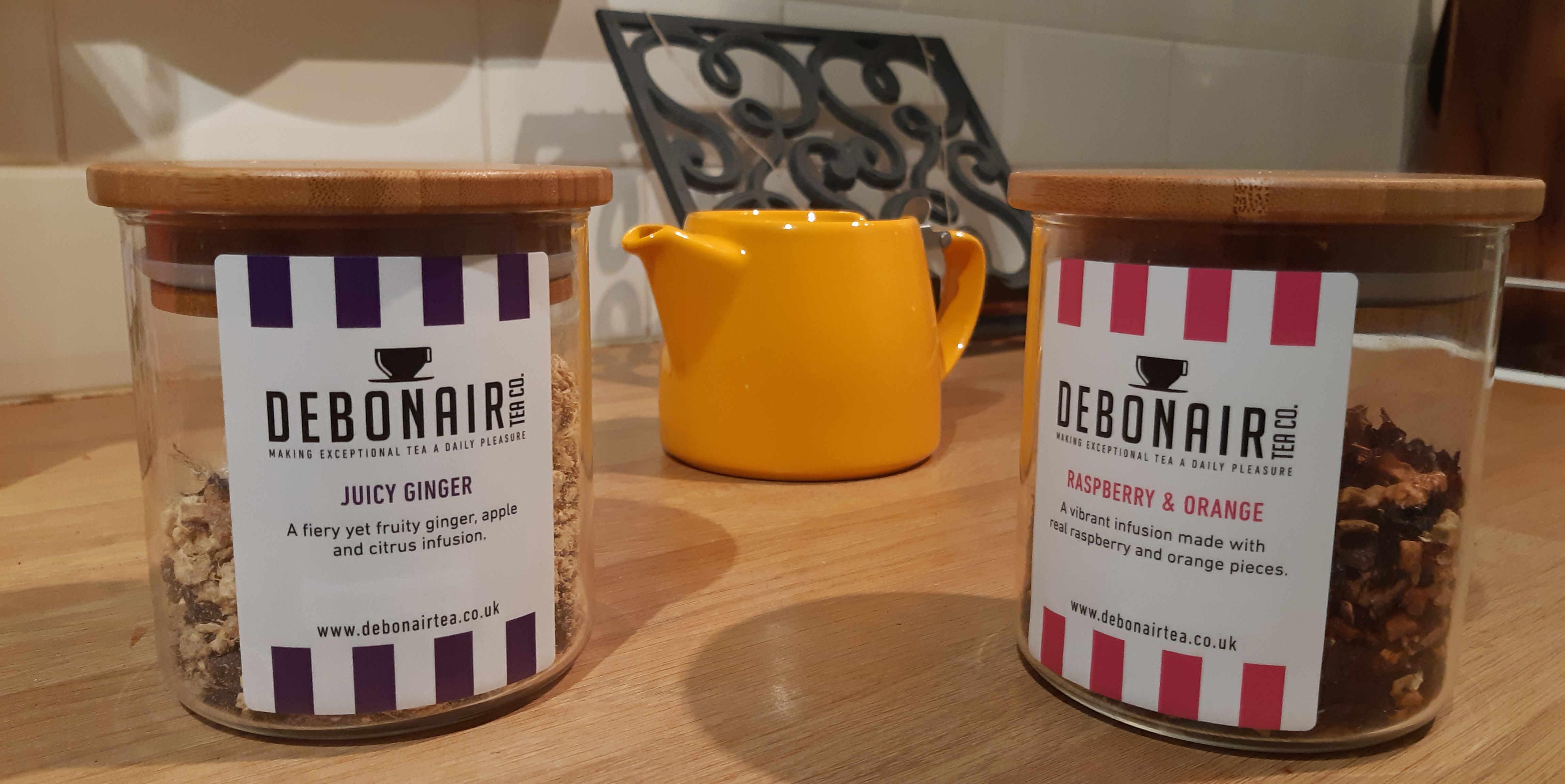 Debonair Tea in Folkestone