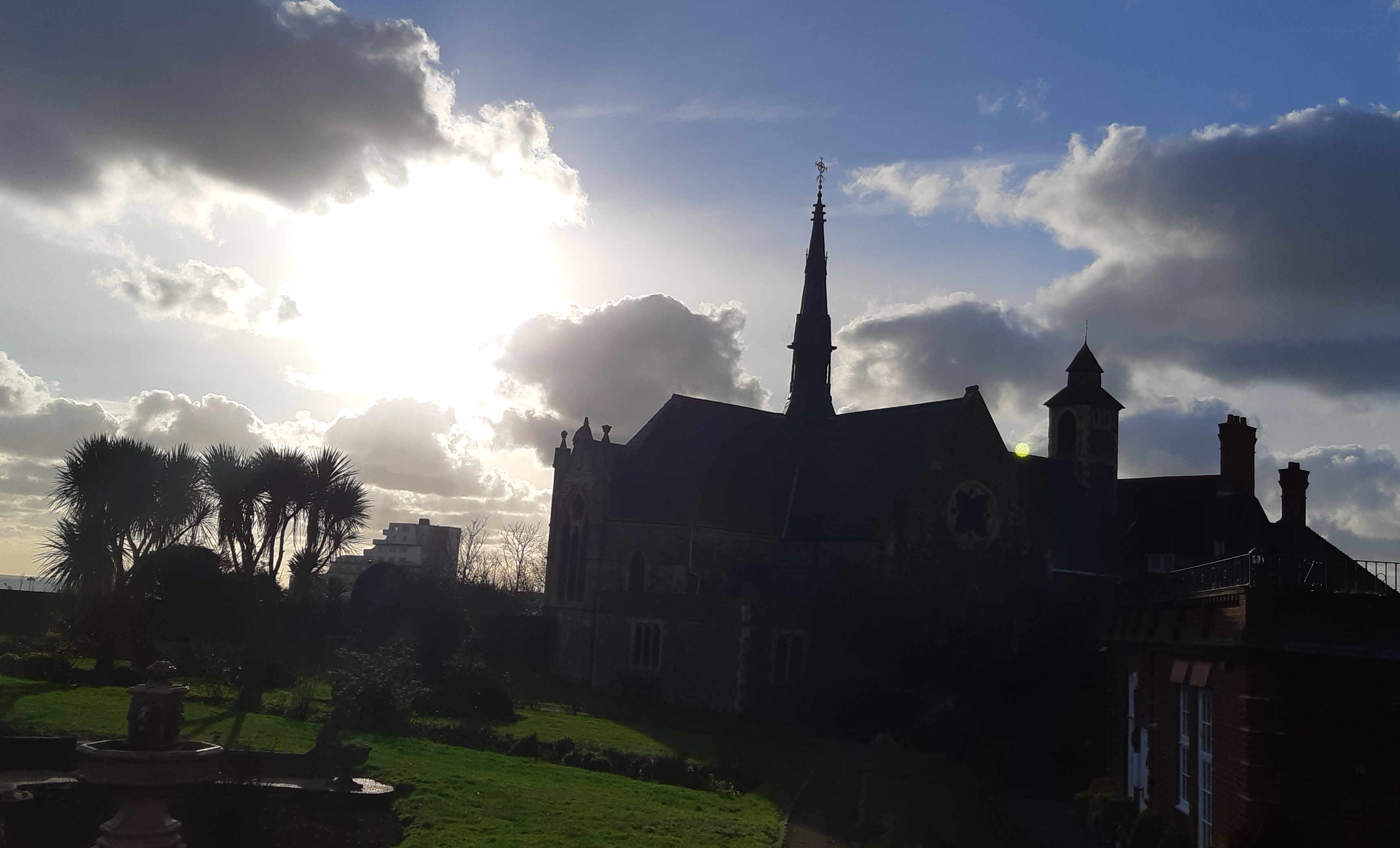 St Peter's in Folkestone
