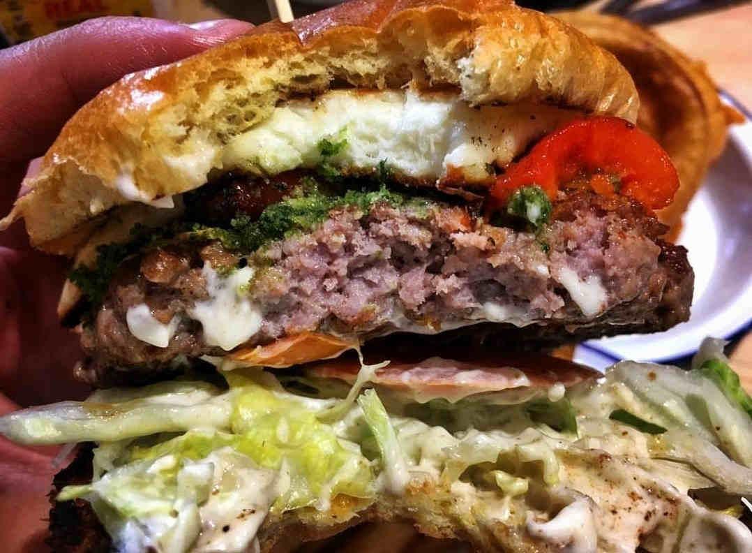 Big Boys Burgers in Folkestone