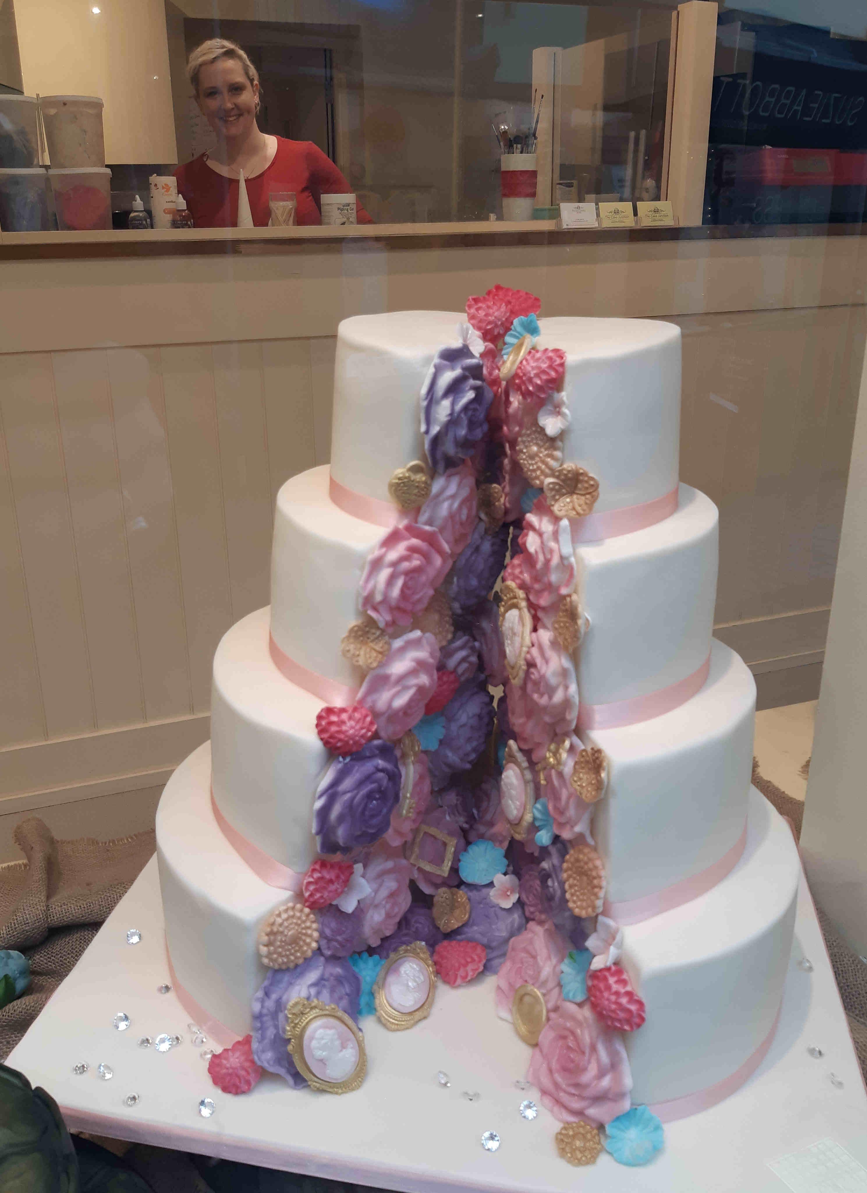 The Cake Junction in Folkestone