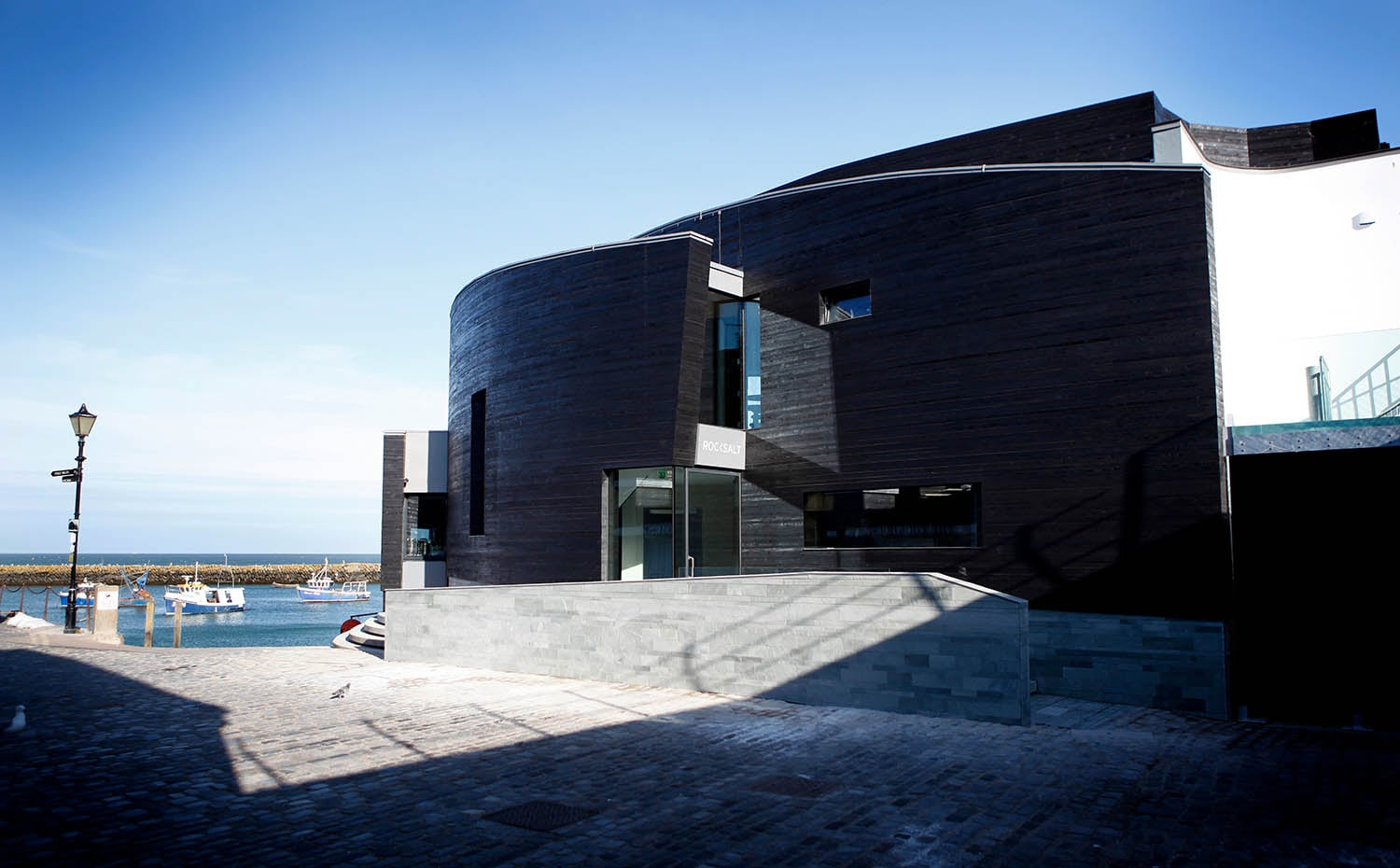 Rocksalt RIBA Award winning building