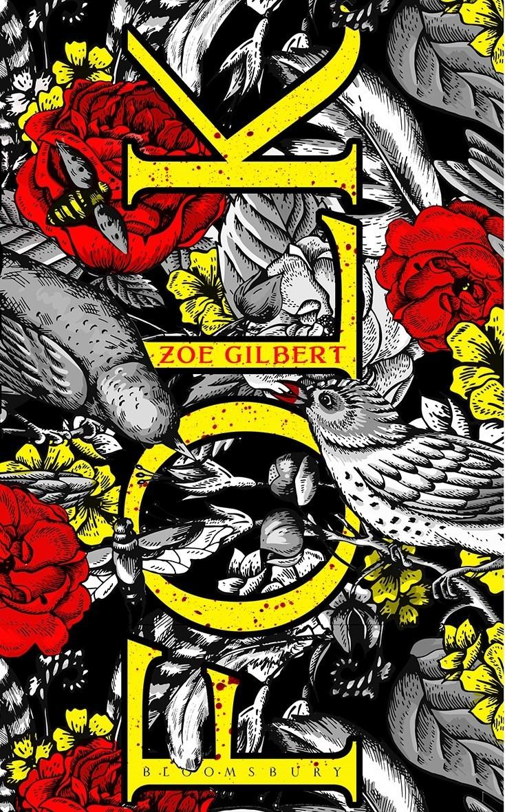 Zoe Gilbert Folk Front Cover