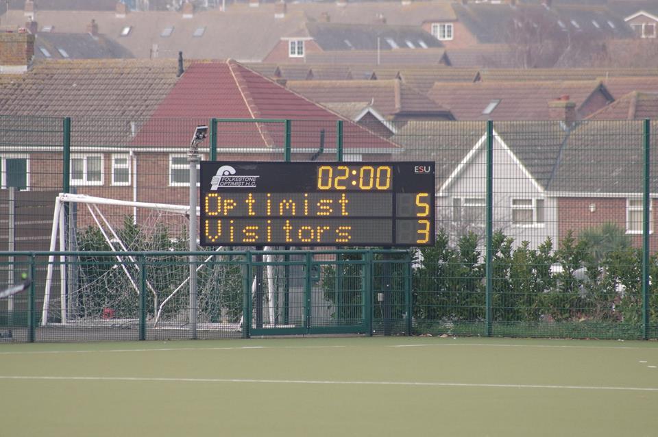 Folkestone Optimists Hockey Club