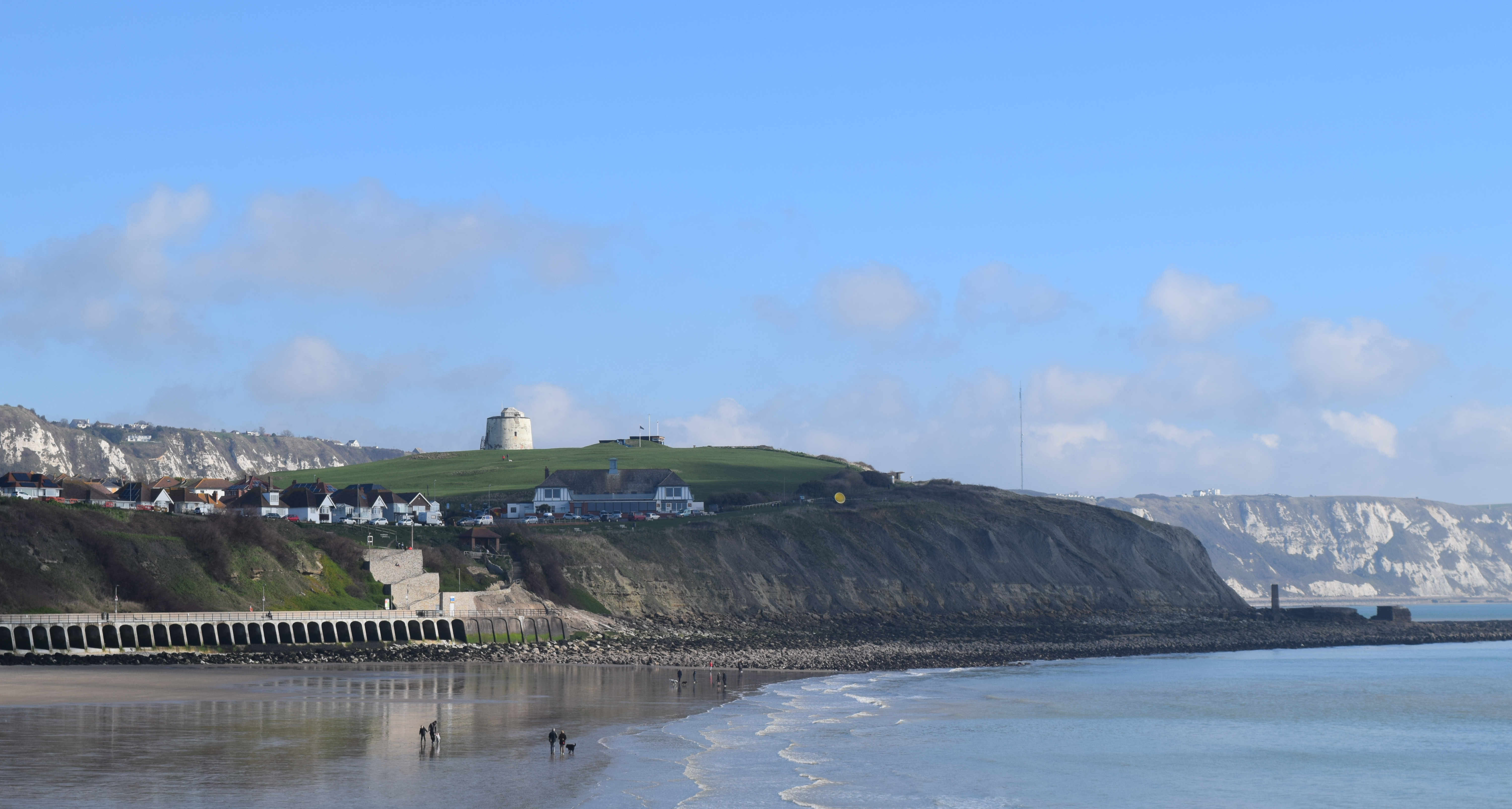 Folkestone Martello Tower