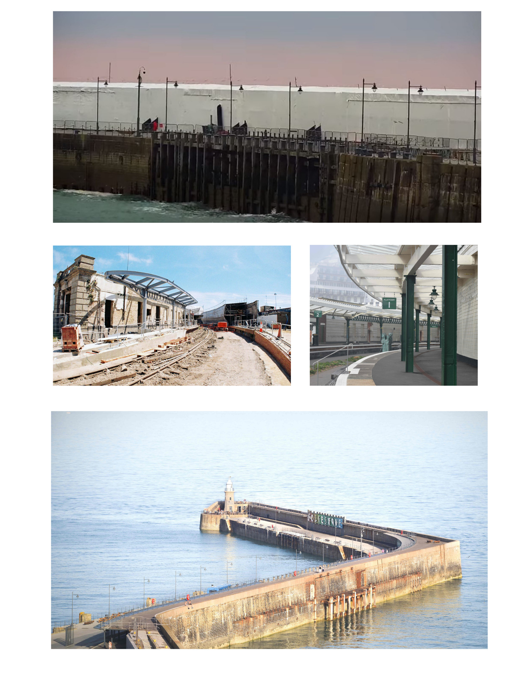 Folkestone Station Renovation
