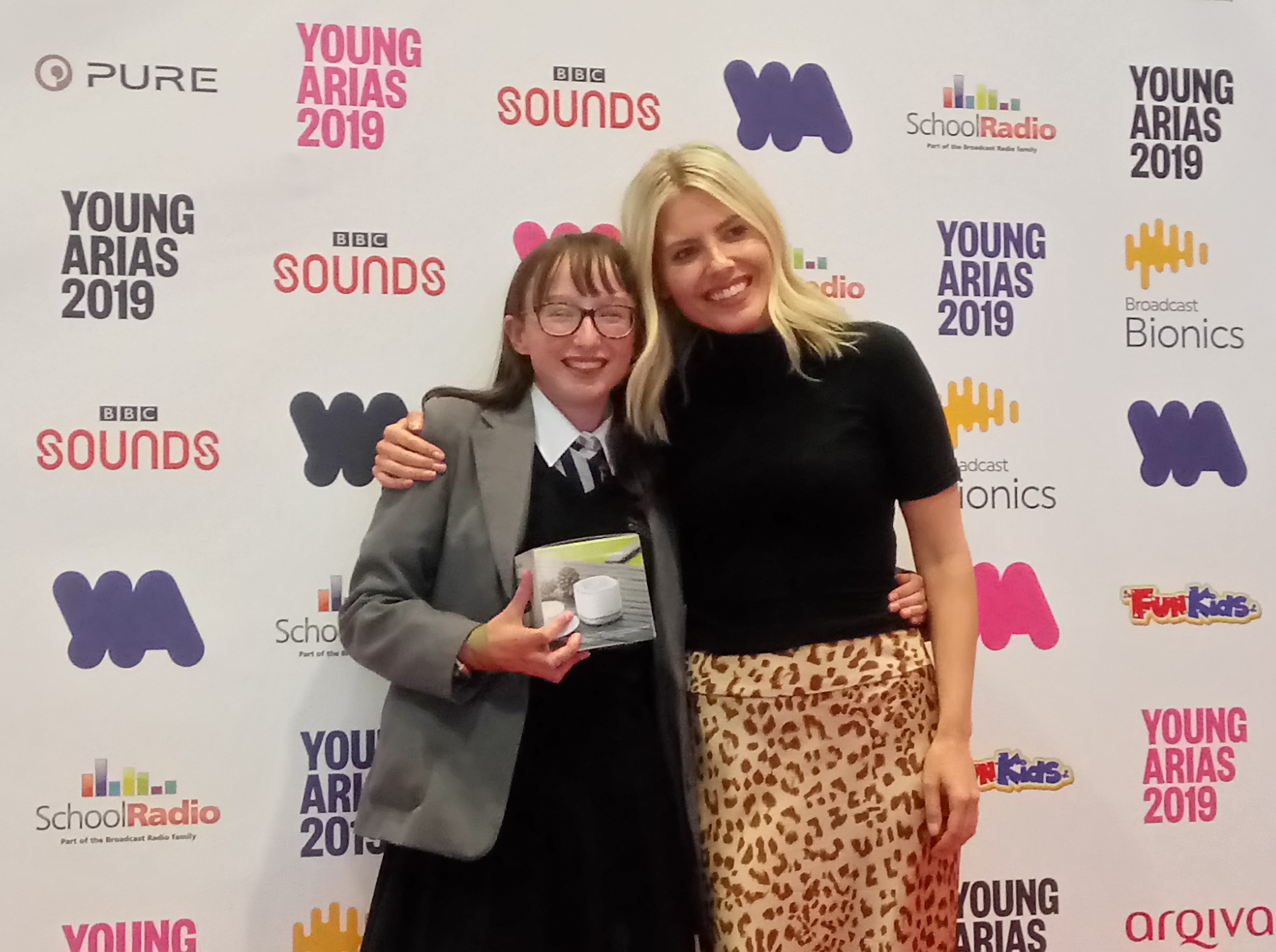 Young Arias BBC Sounds Talent Winner