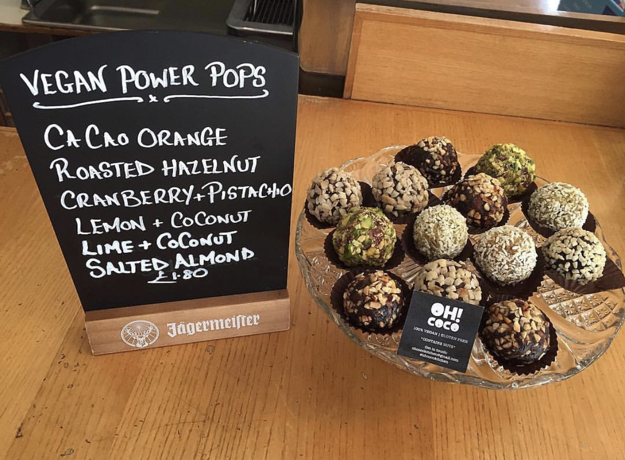 The Chambers Vegan Power Pops