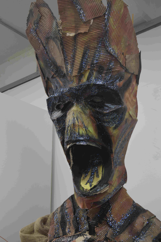 Charivari Scary Head