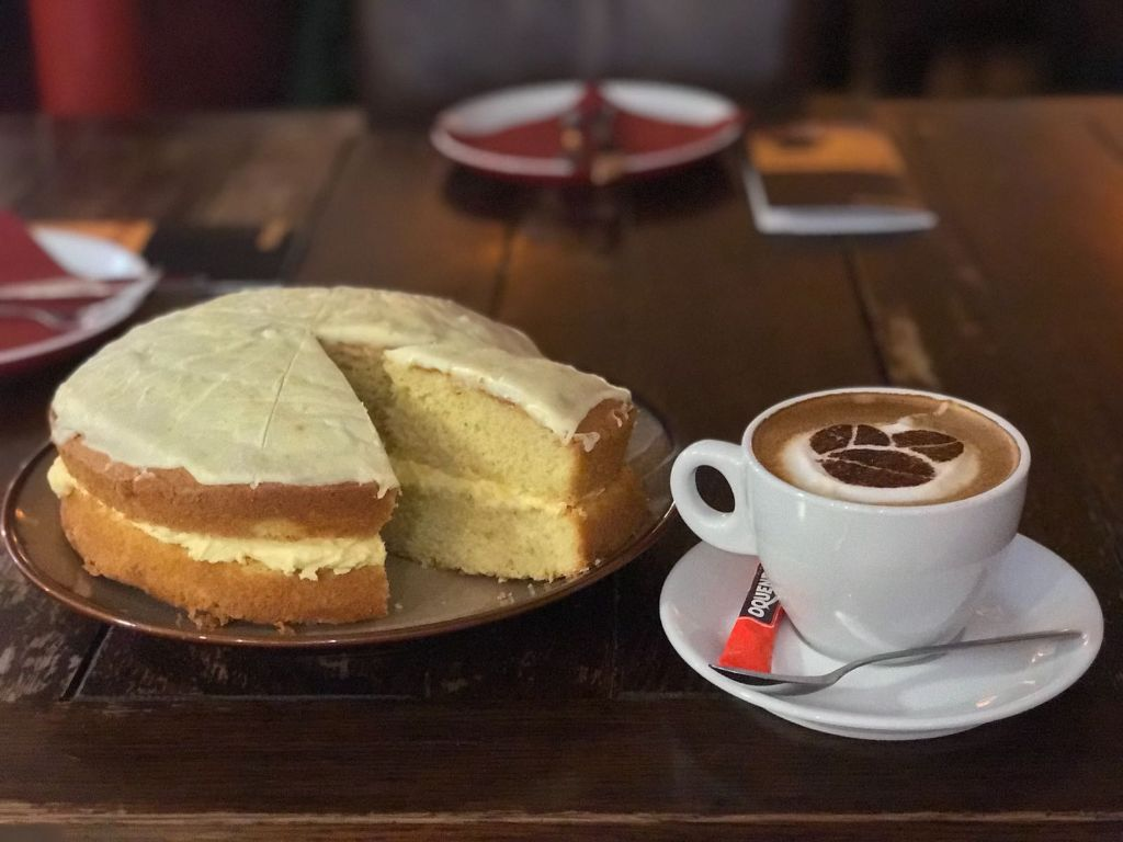 El Cortador Coffee and Cake