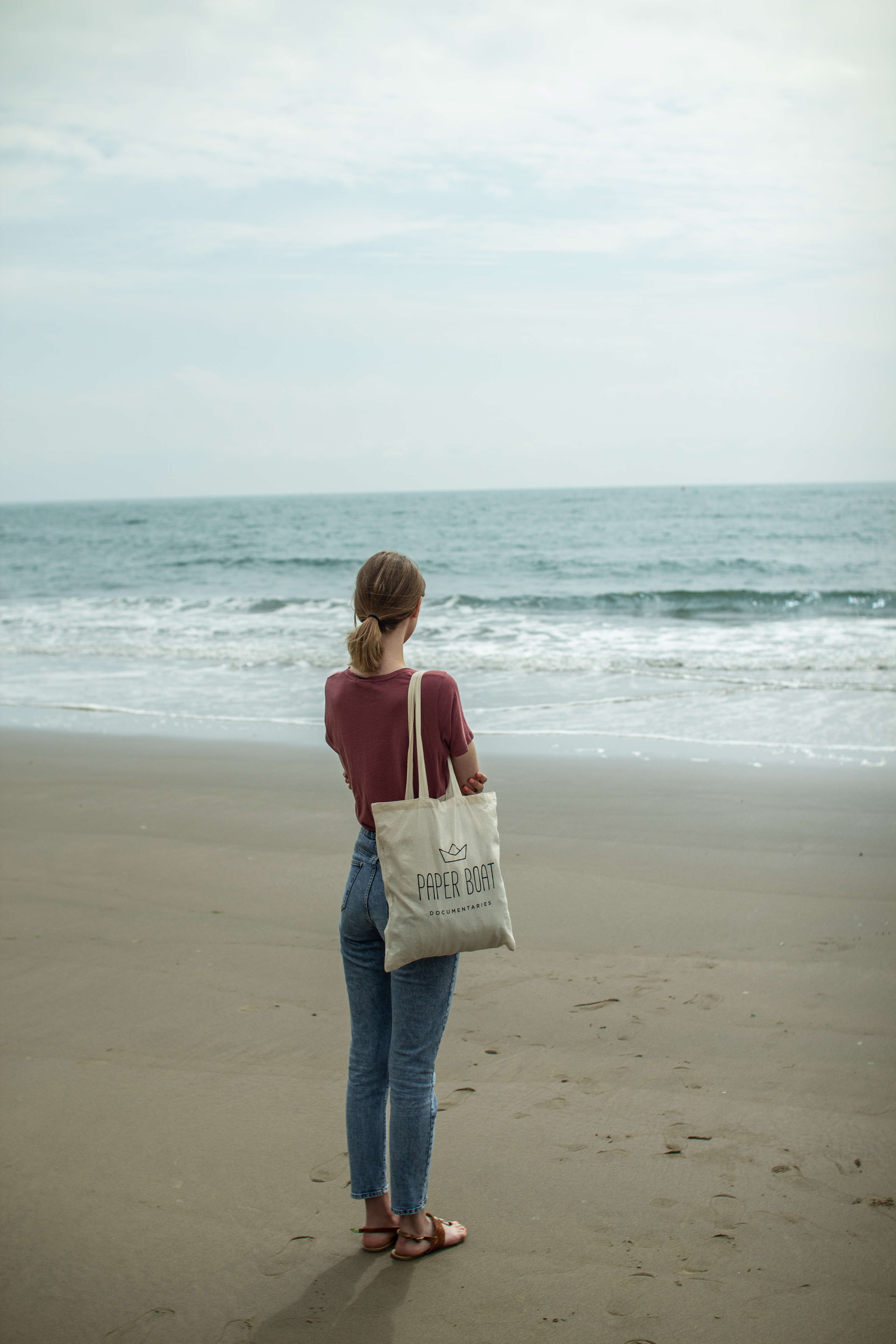 Paper Boat Documentaries Beach
