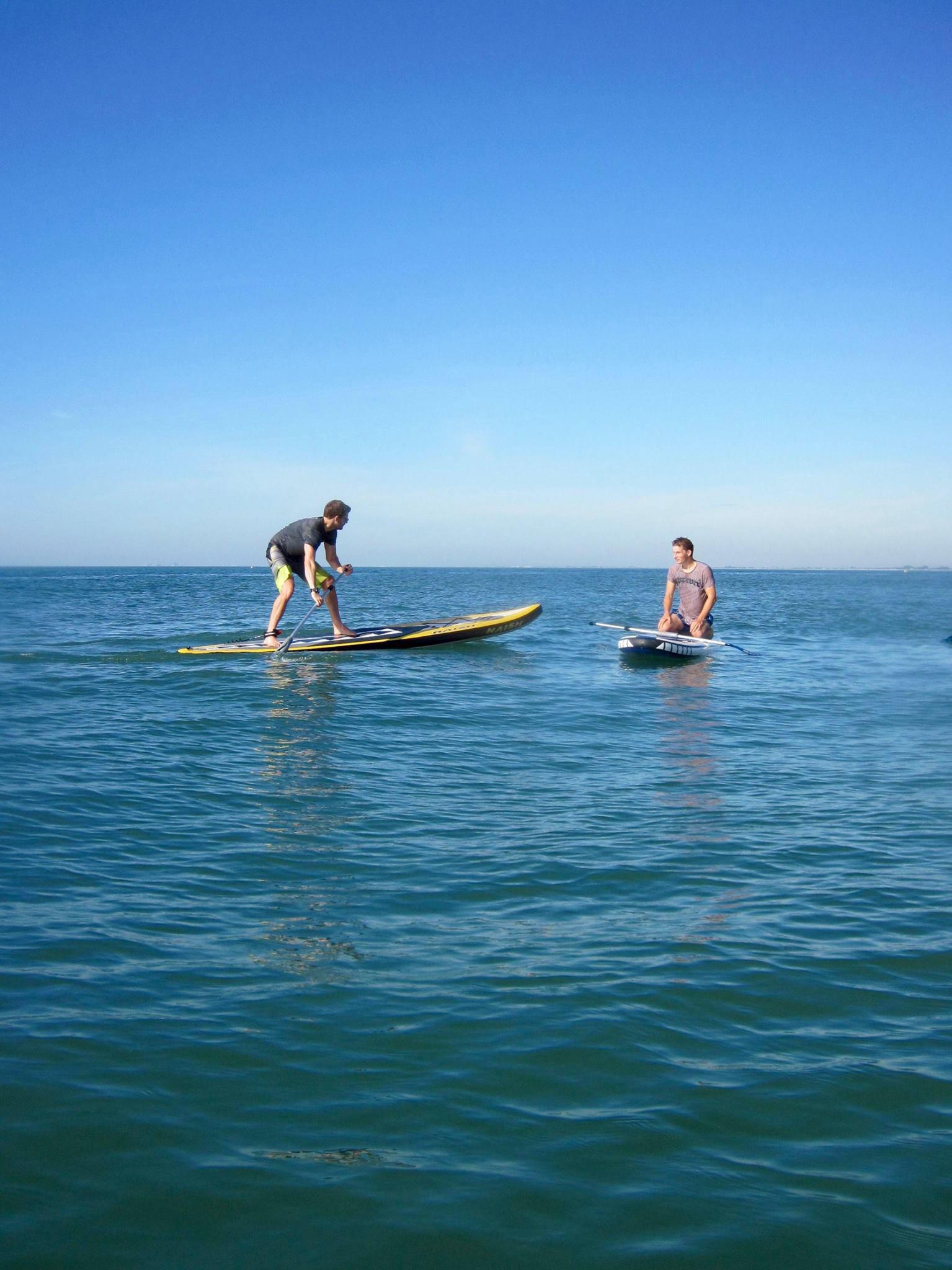 Holiday Extas Paddleboarding