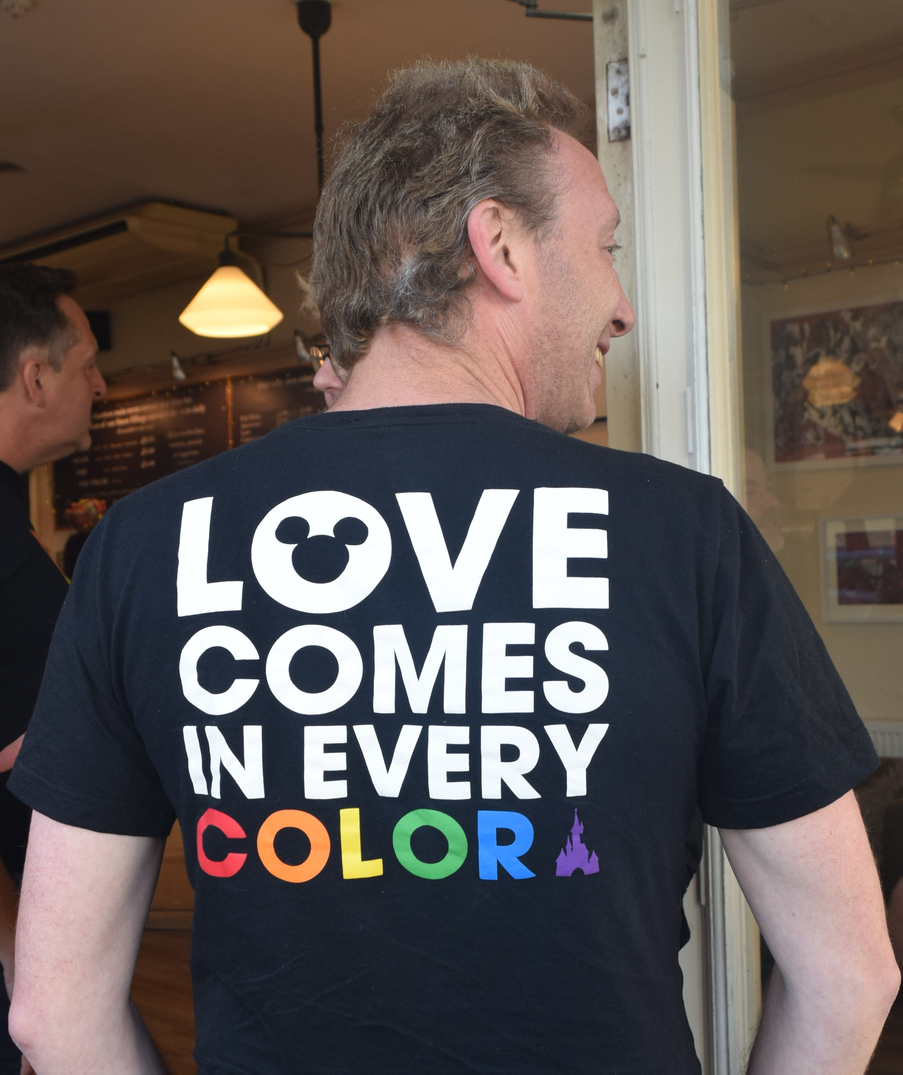 Folkestone Pride Love Comes In Every Colour