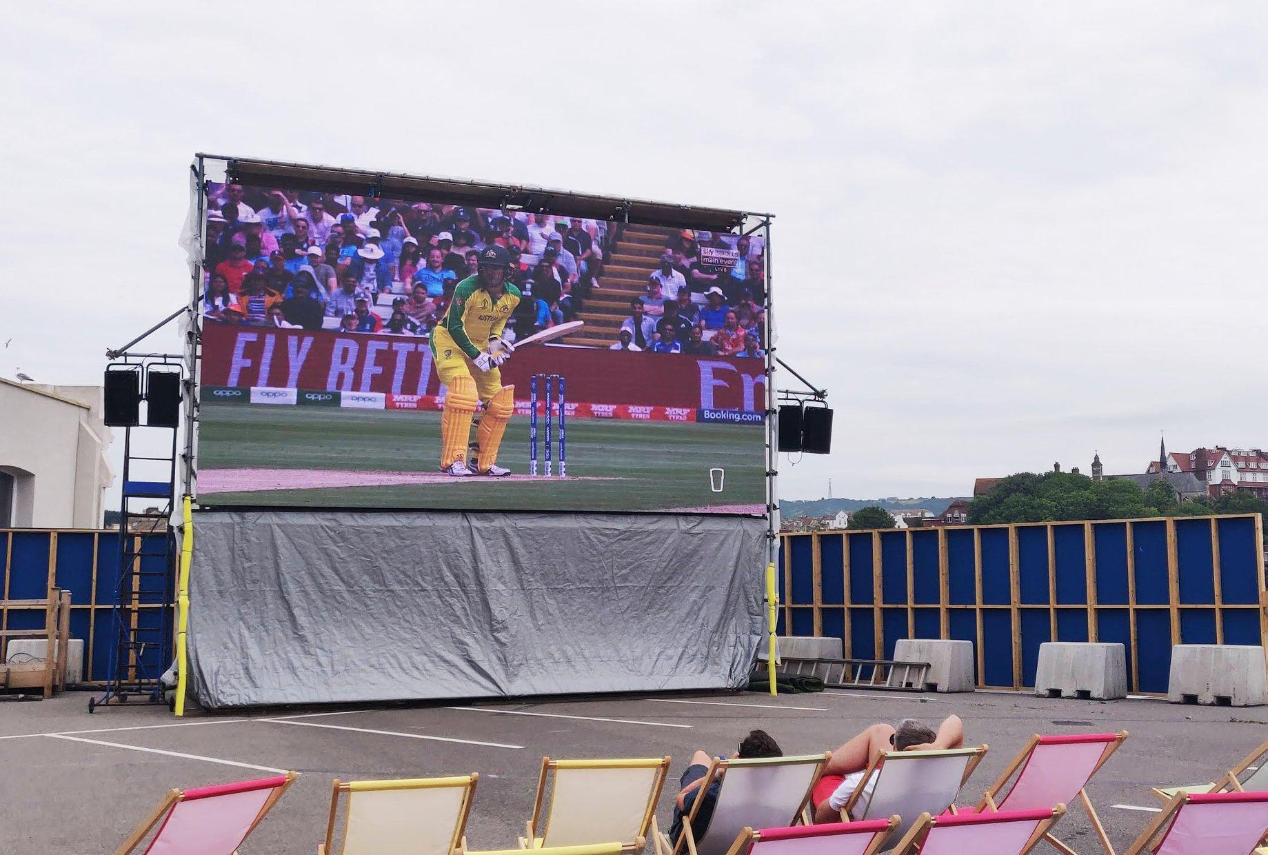 Cricket on the Big Screen