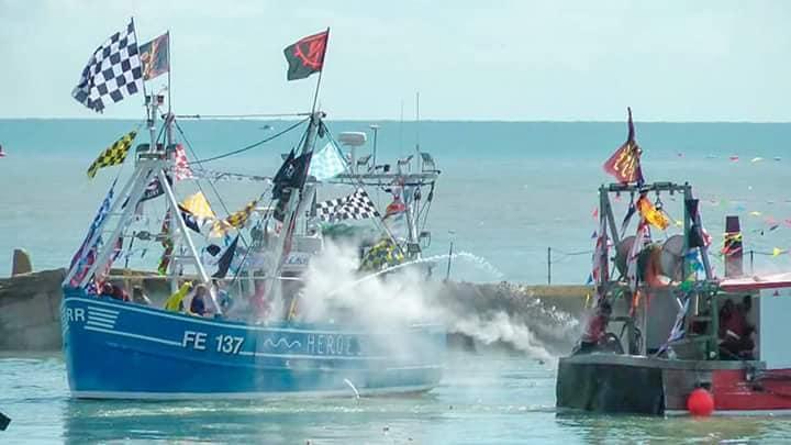 Trawlers Flour Fight