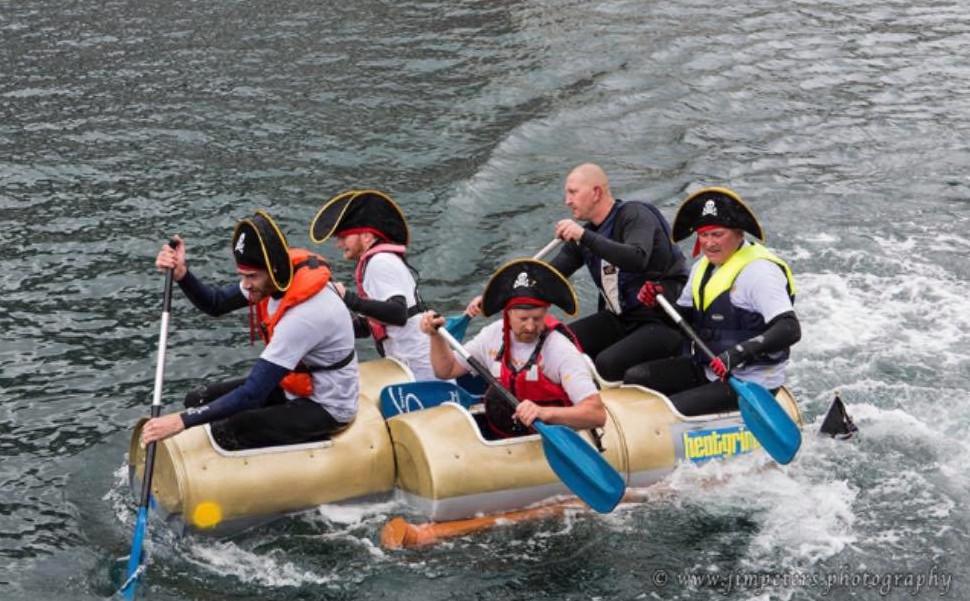 Trawler Raft Race Credit Jim Peters
