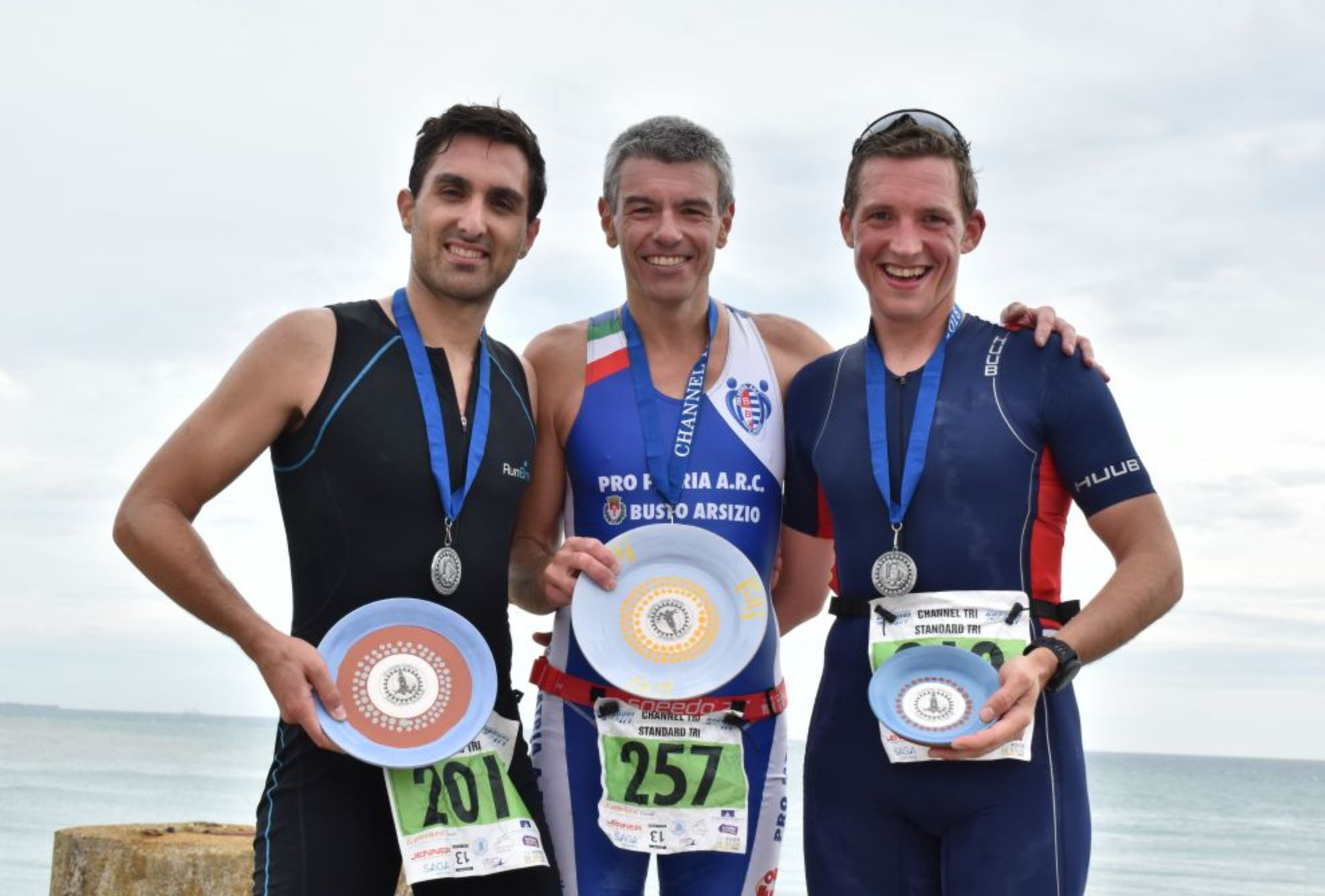 Channel Tri Men Winners Credit Lee Robinson