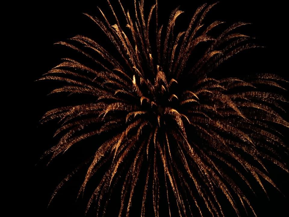 Hythe Venetian Fete Fireworks