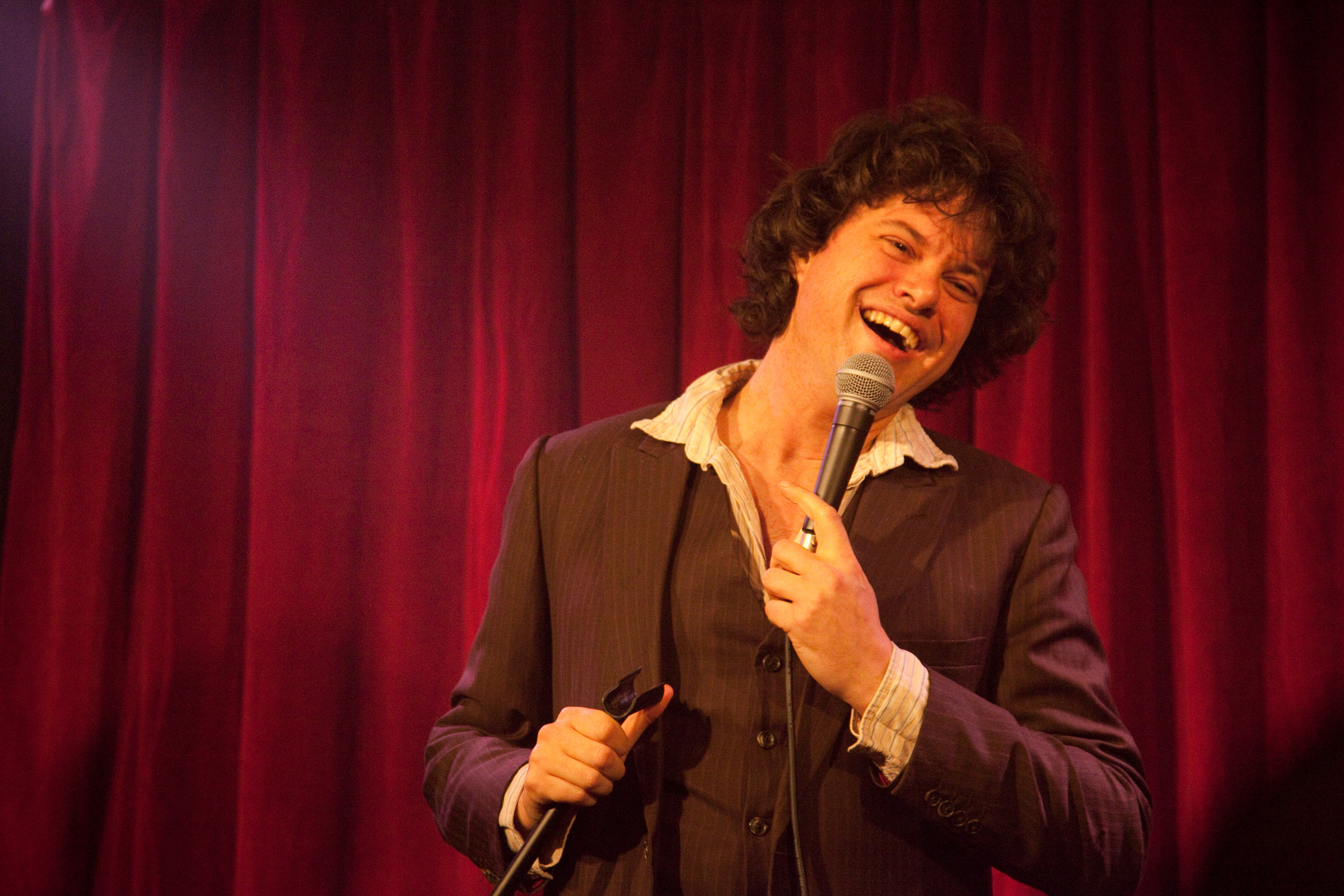 Dan Atkinson Folkestone Comedy Club