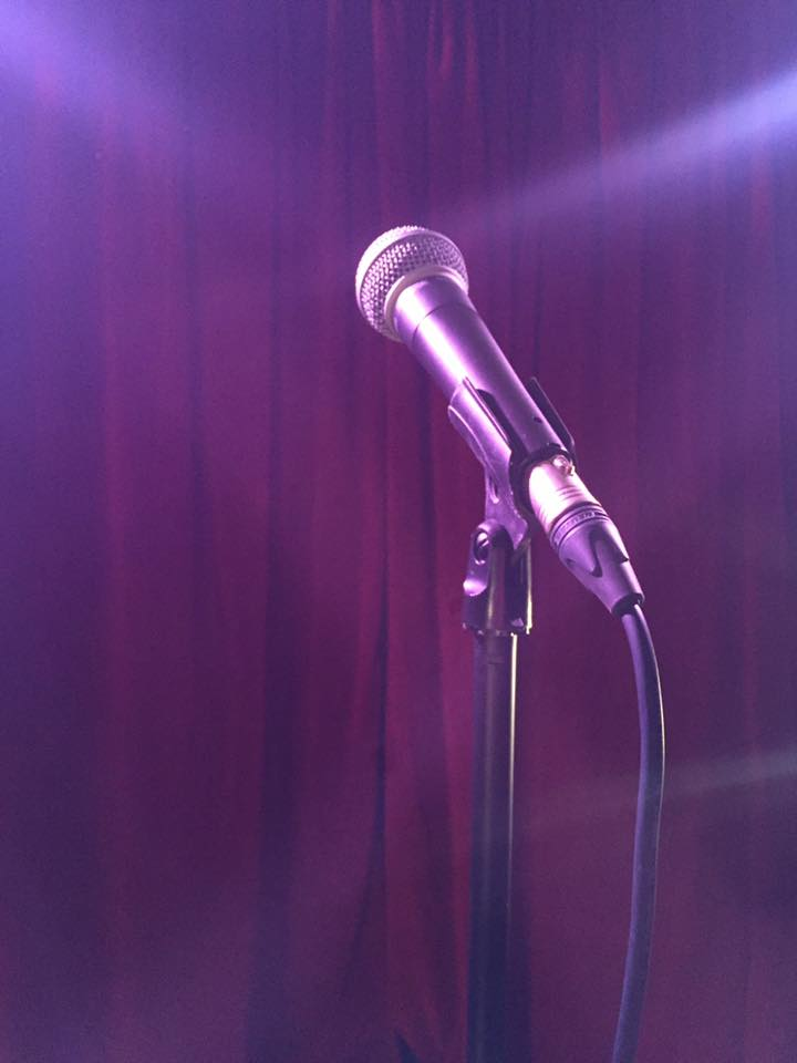 Folkestone Comedy Club Mic