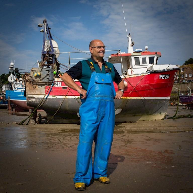 Salt Folkestone Trawlers Credit Andy Aitchison