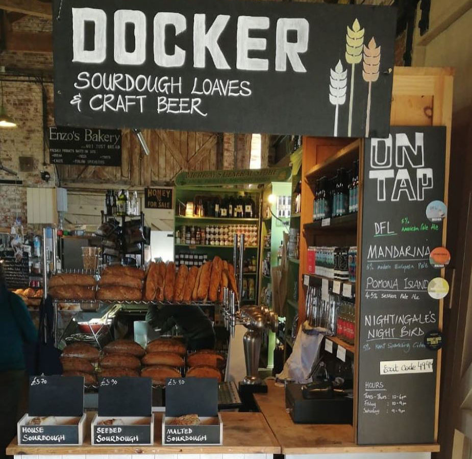 Docker The Goods Shed