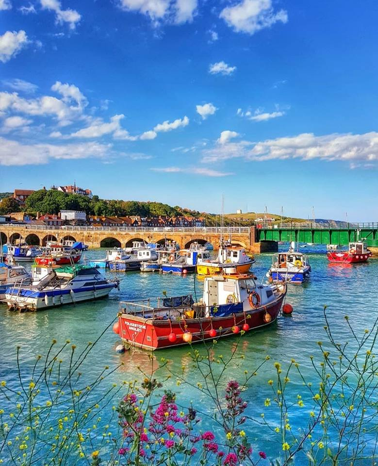 Folkestone Harbour Best Seaside Town Credit Sussex Safari