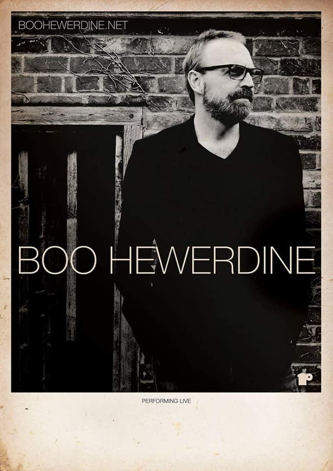 Folkestone Songwriting Festival Boo Hewerdine