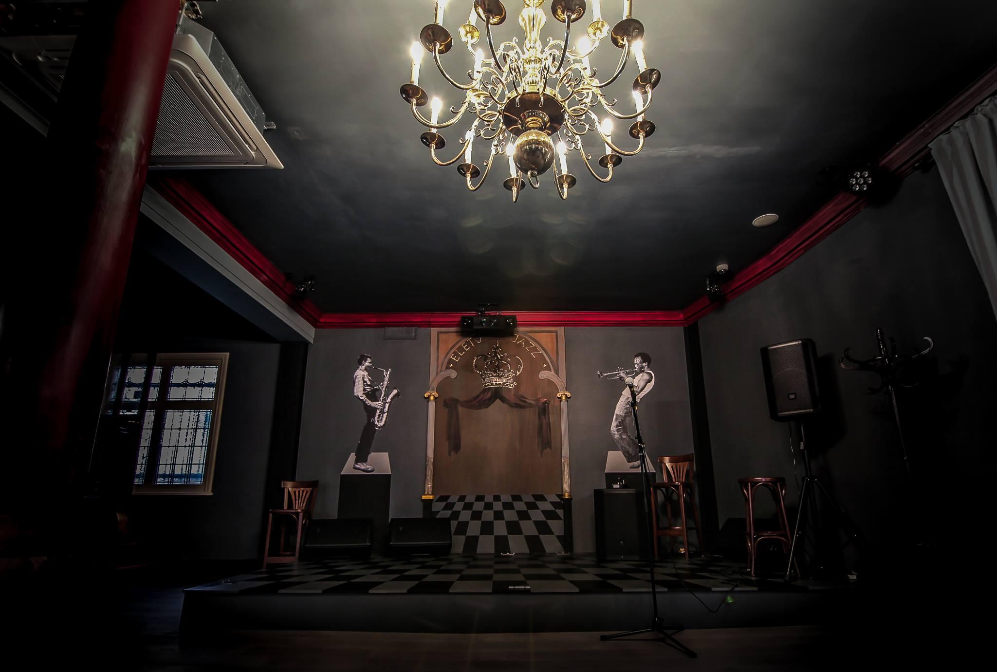 Folkestone Songwriting Festival Eleto Jazz Rooms