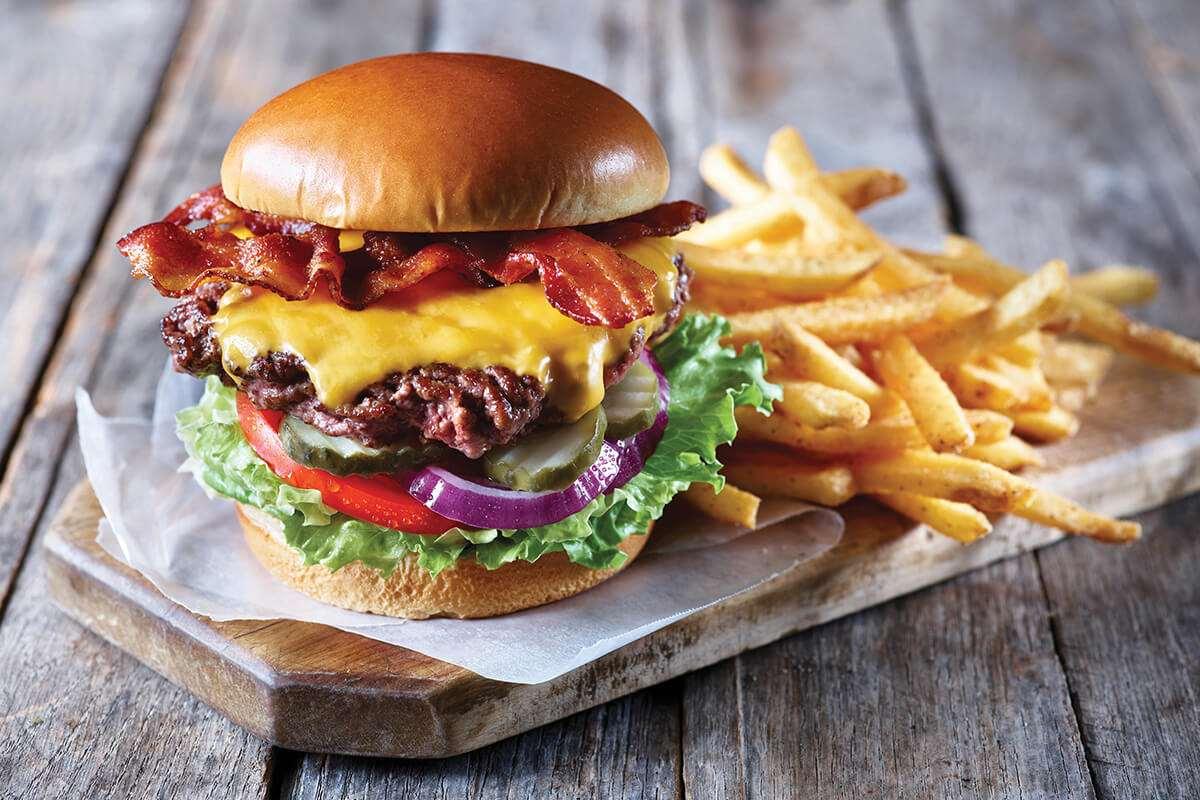 Djangos Burger