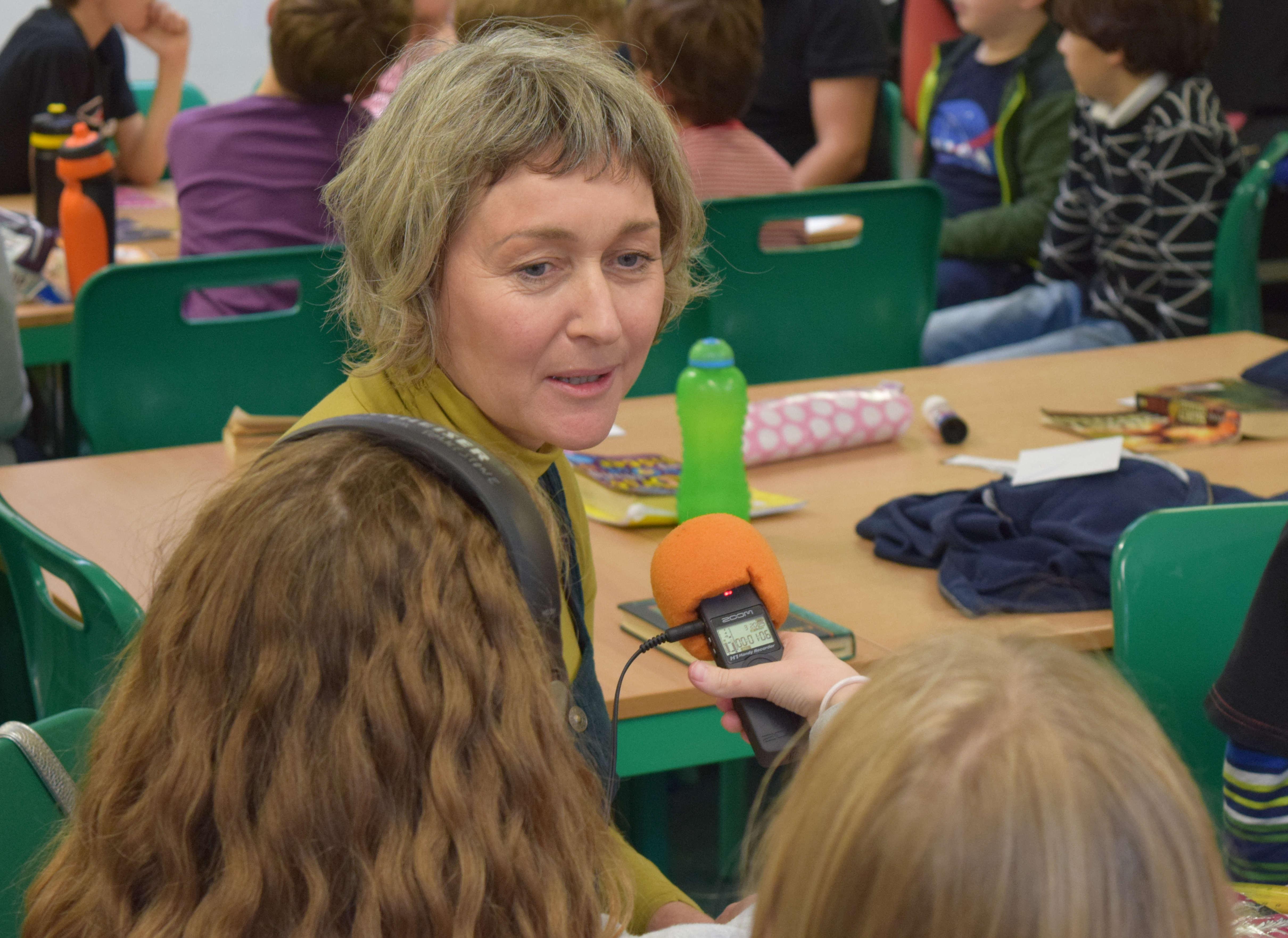 Academy FM Careers Diane Dunn