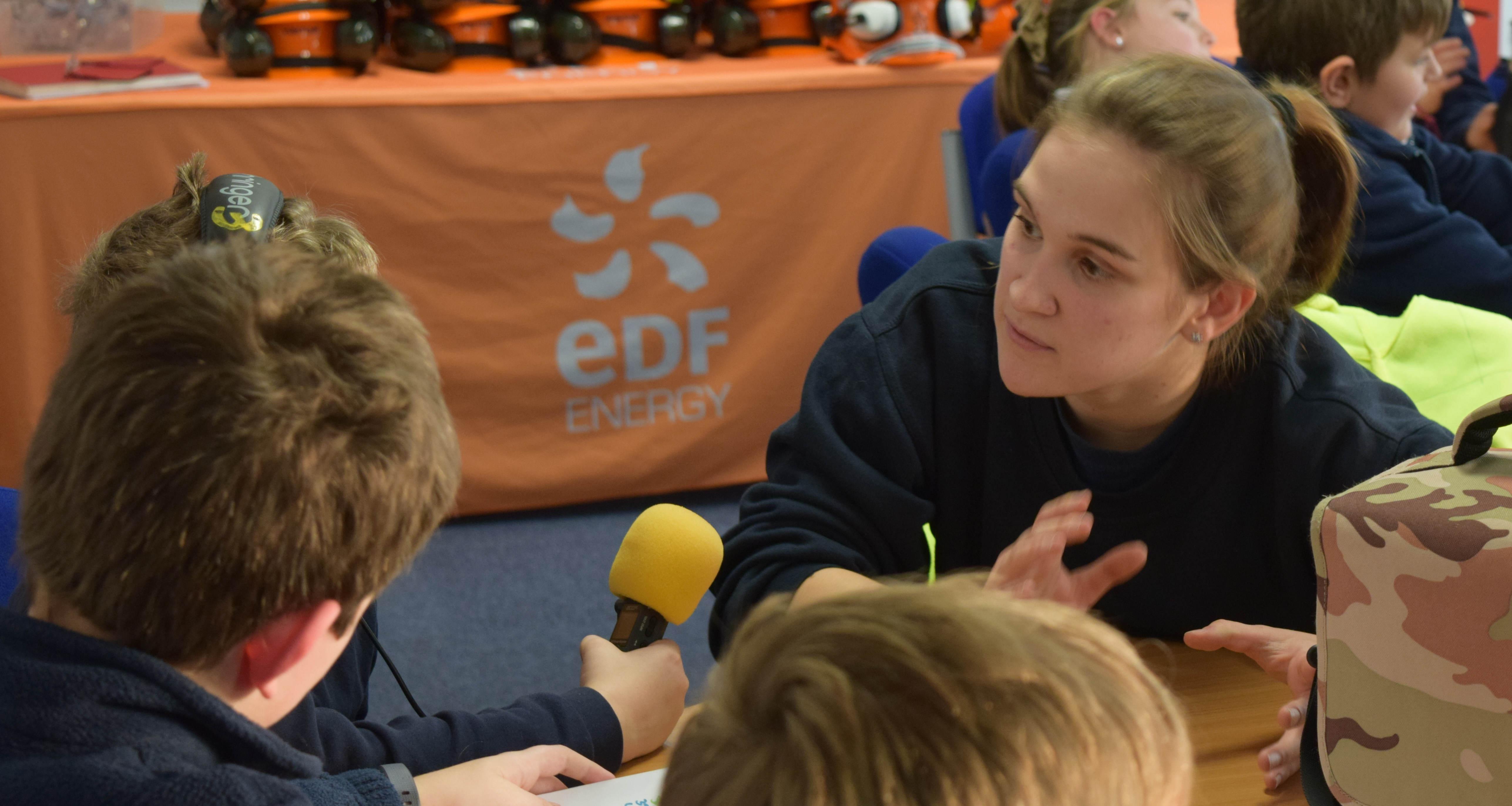Academy FM Careers EDF Engineer