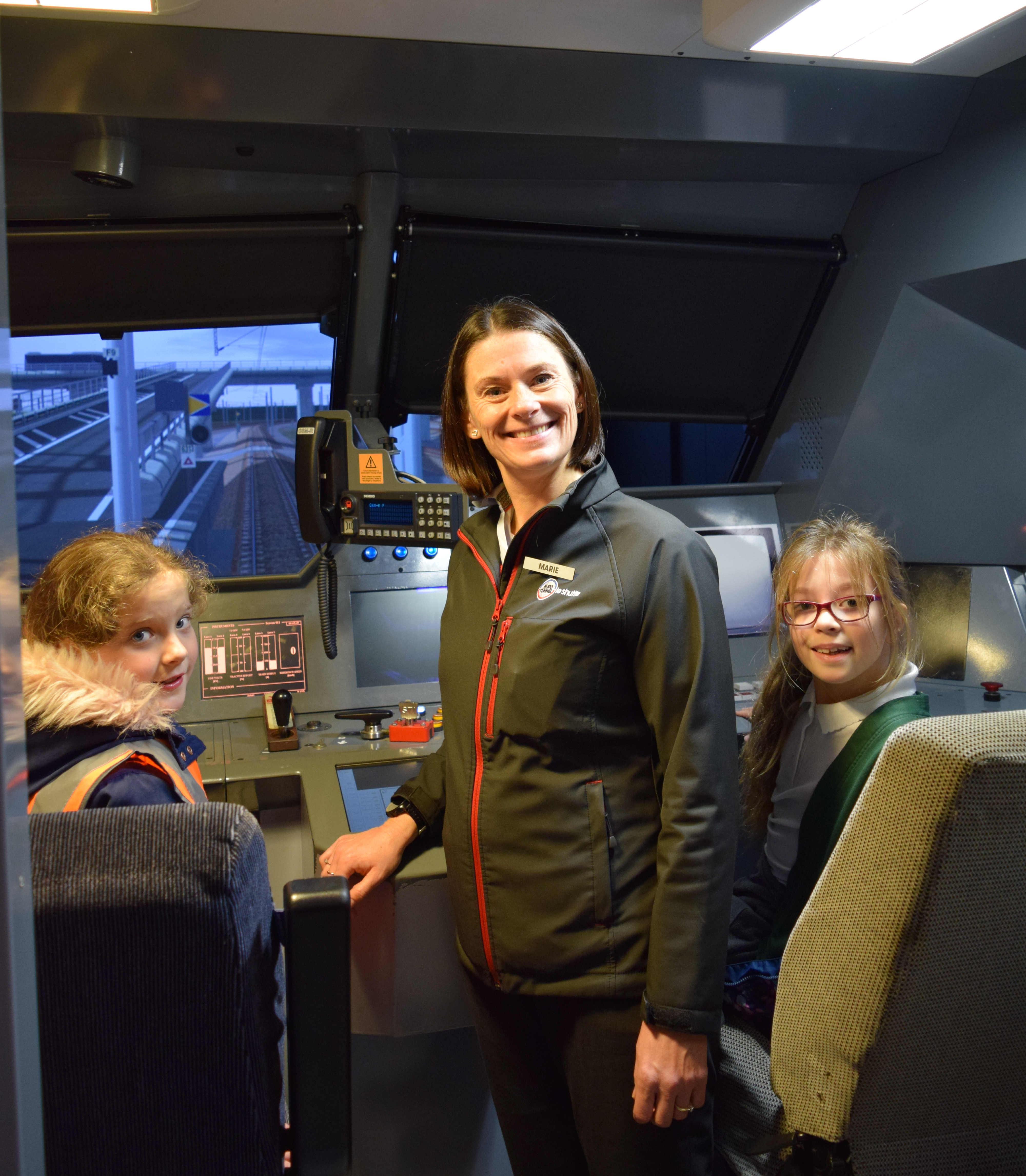 Academy FM Careers Eurotunnel