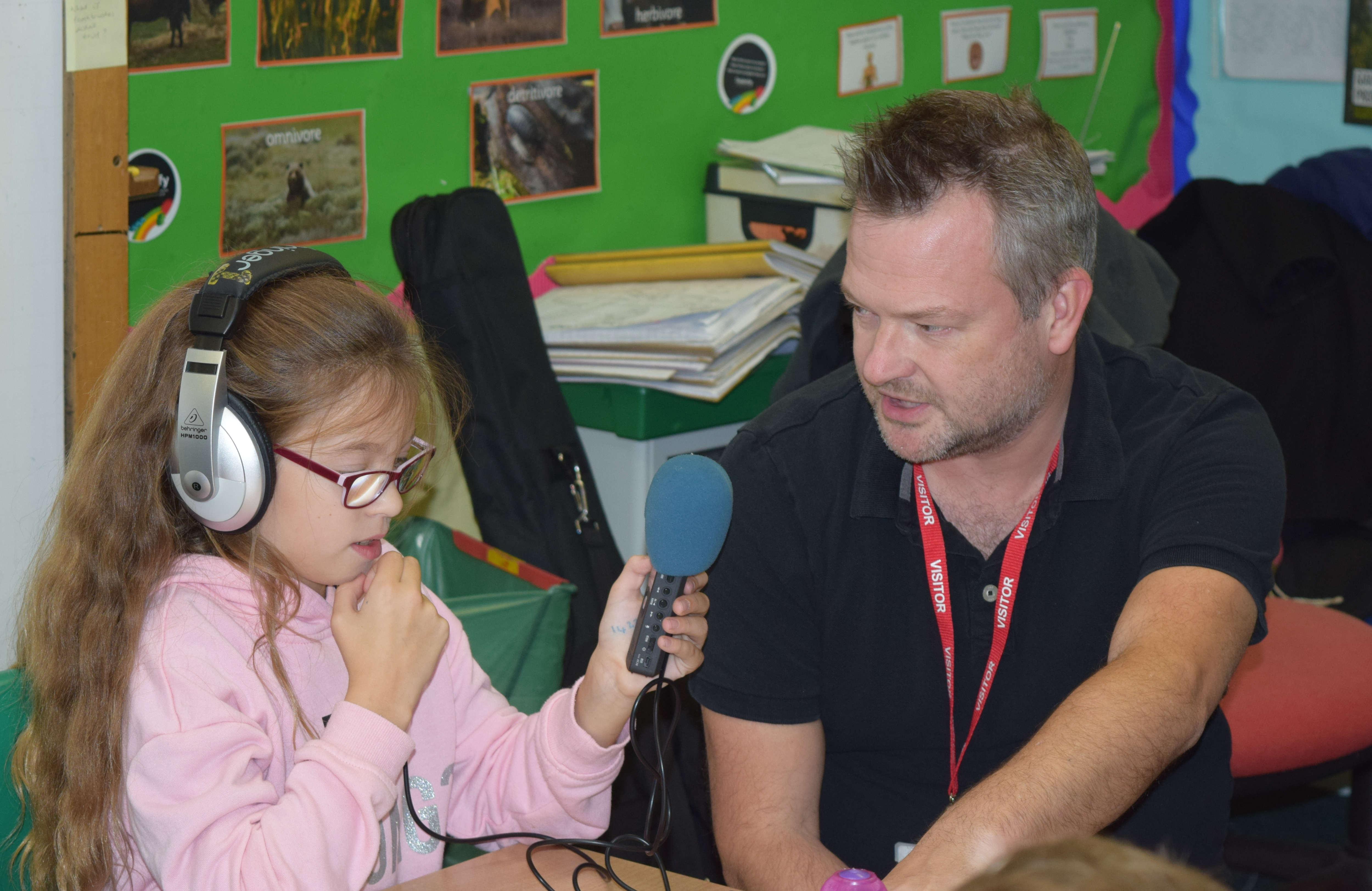 Academy FM Careers Tim Shipton