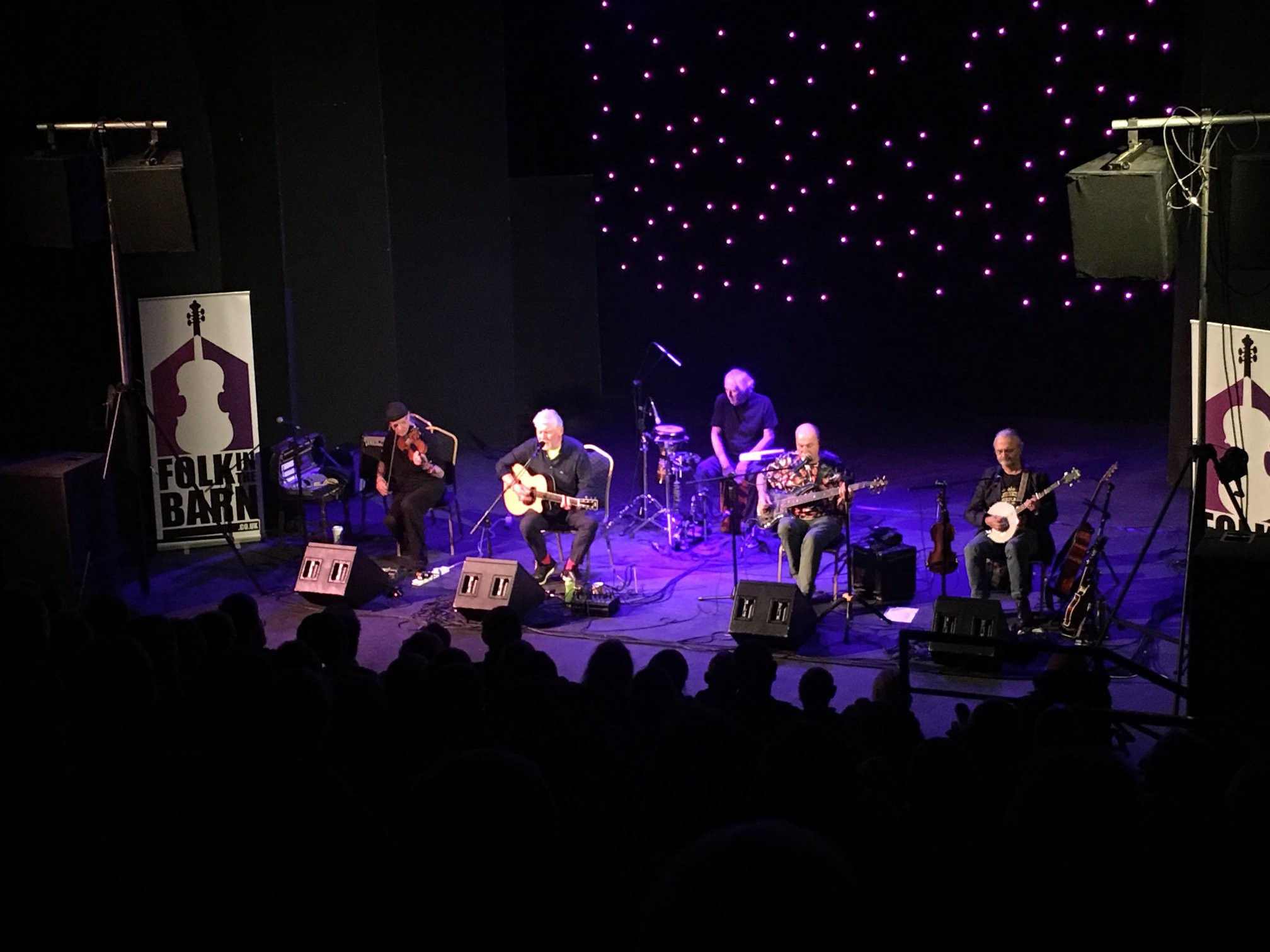 Fairport Convention at the Tower Theatre