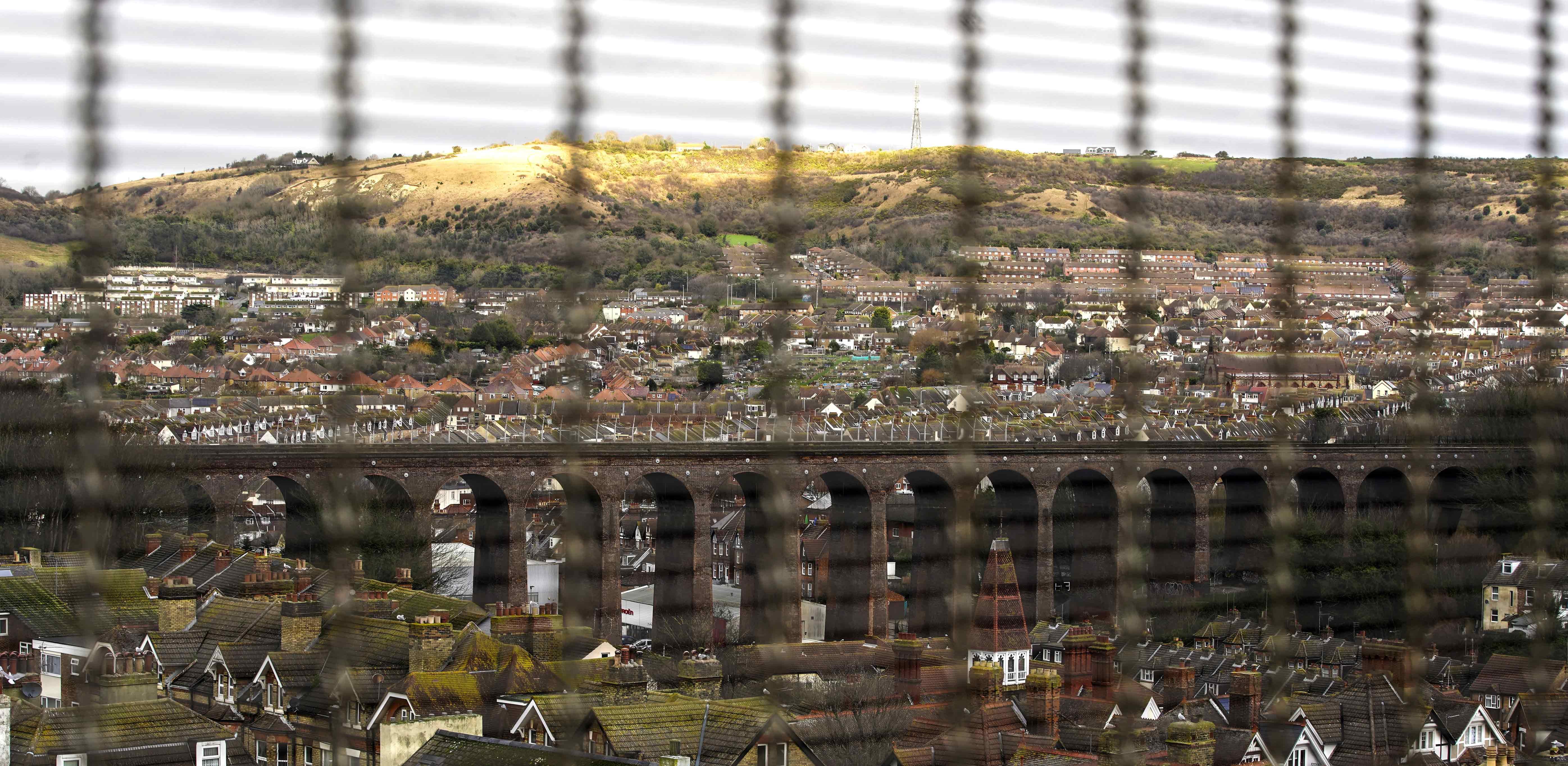 Railway Viaduct Dave Shackle Vista