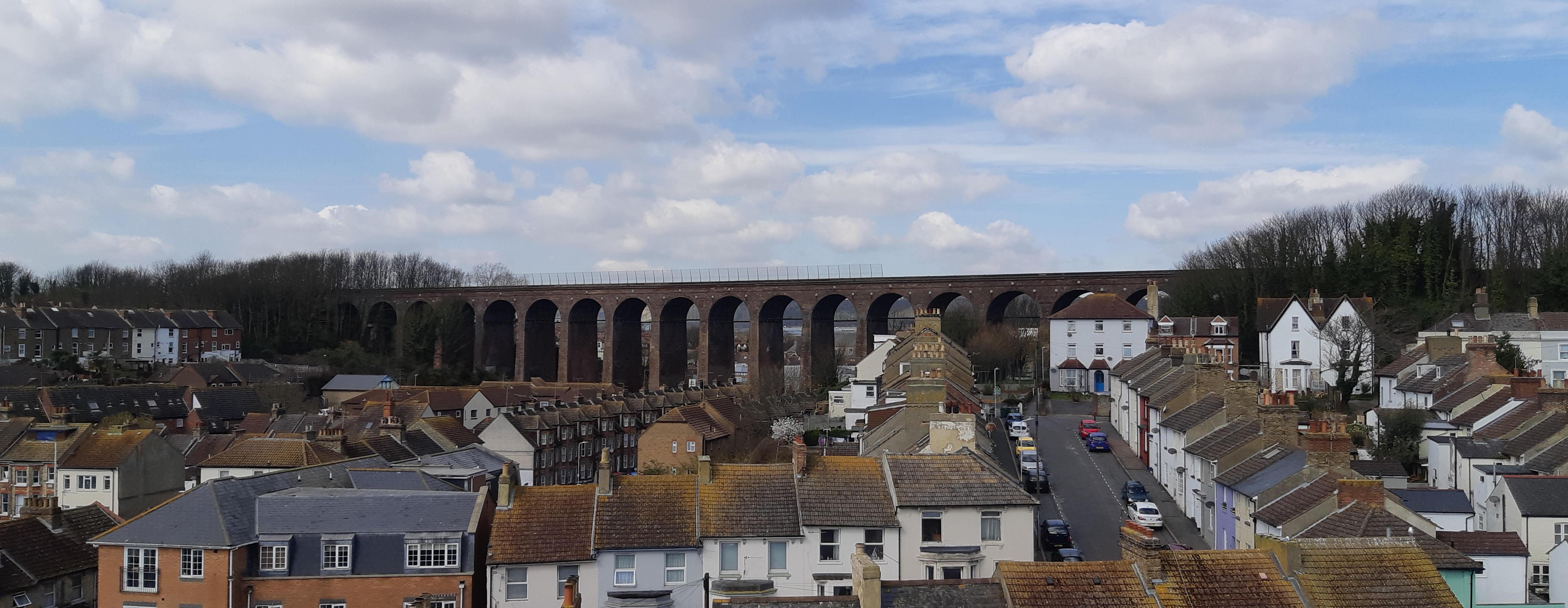 Railway Viaduct Helen Sharp