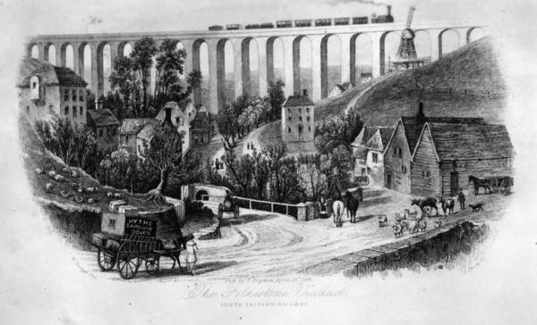 Railway Viaduct Mills Archive Trust 1844