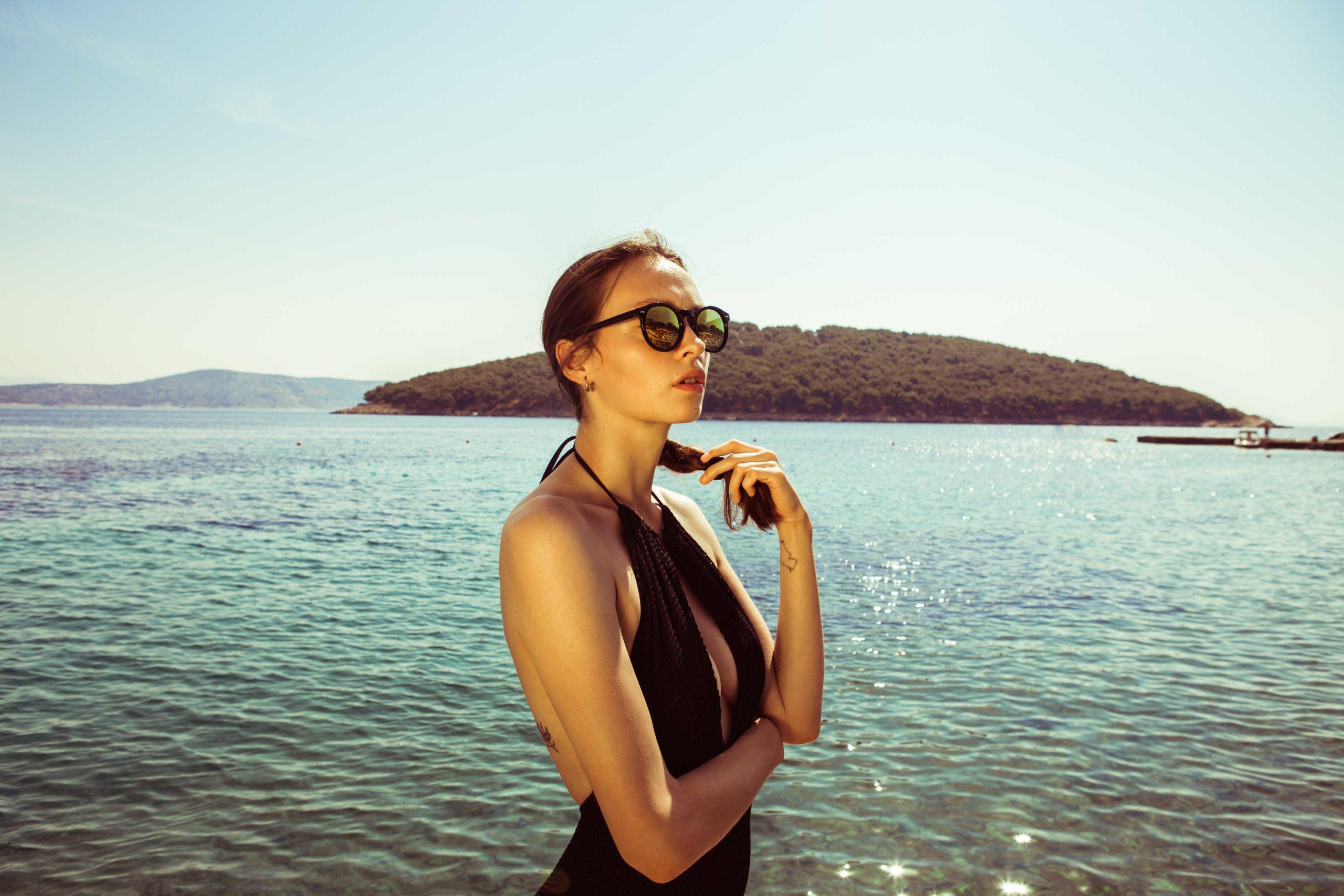 Auria Swimwear Island