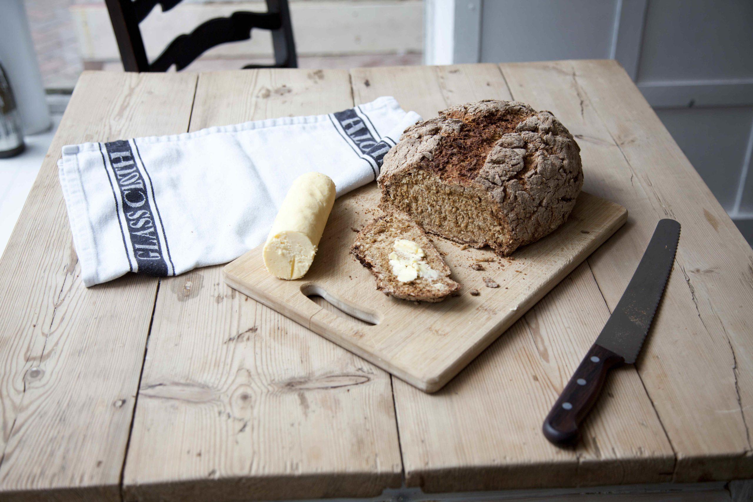 Folkestone Wine Company Bread