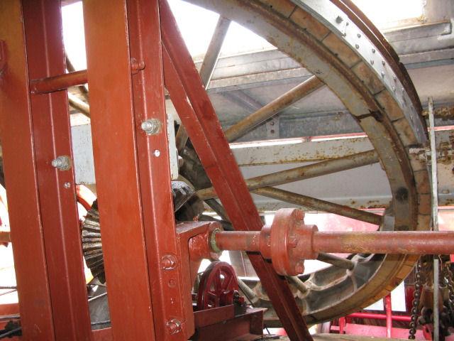 Leas Lift Brake Wheel