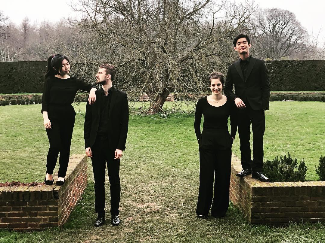 Profound Sound Kirkman Quartet