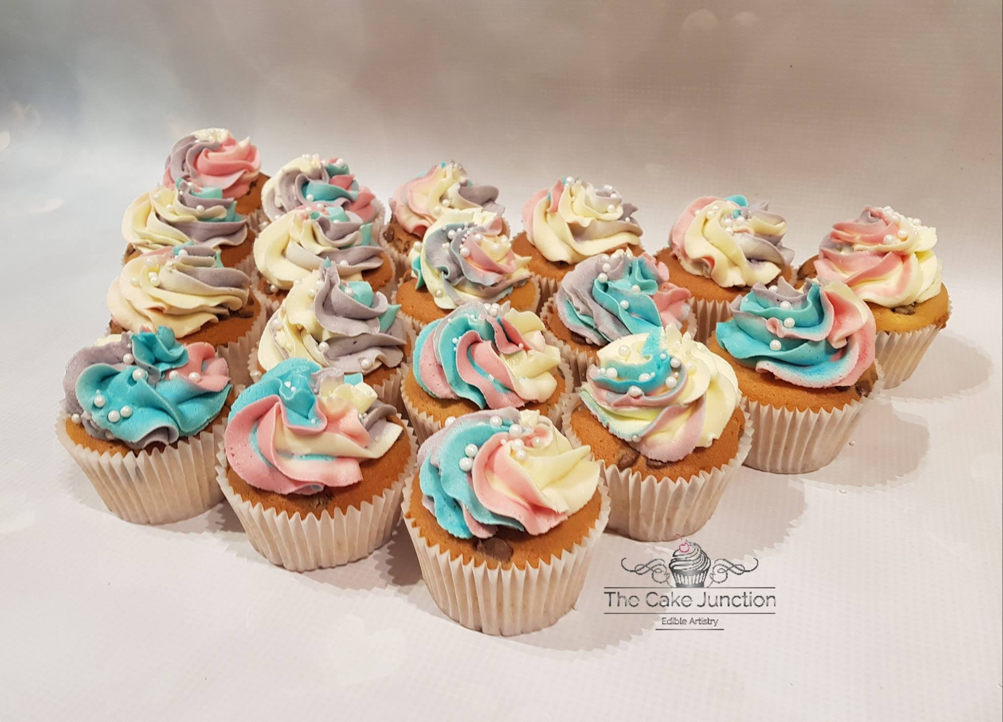 Cake Junction Cupcakes