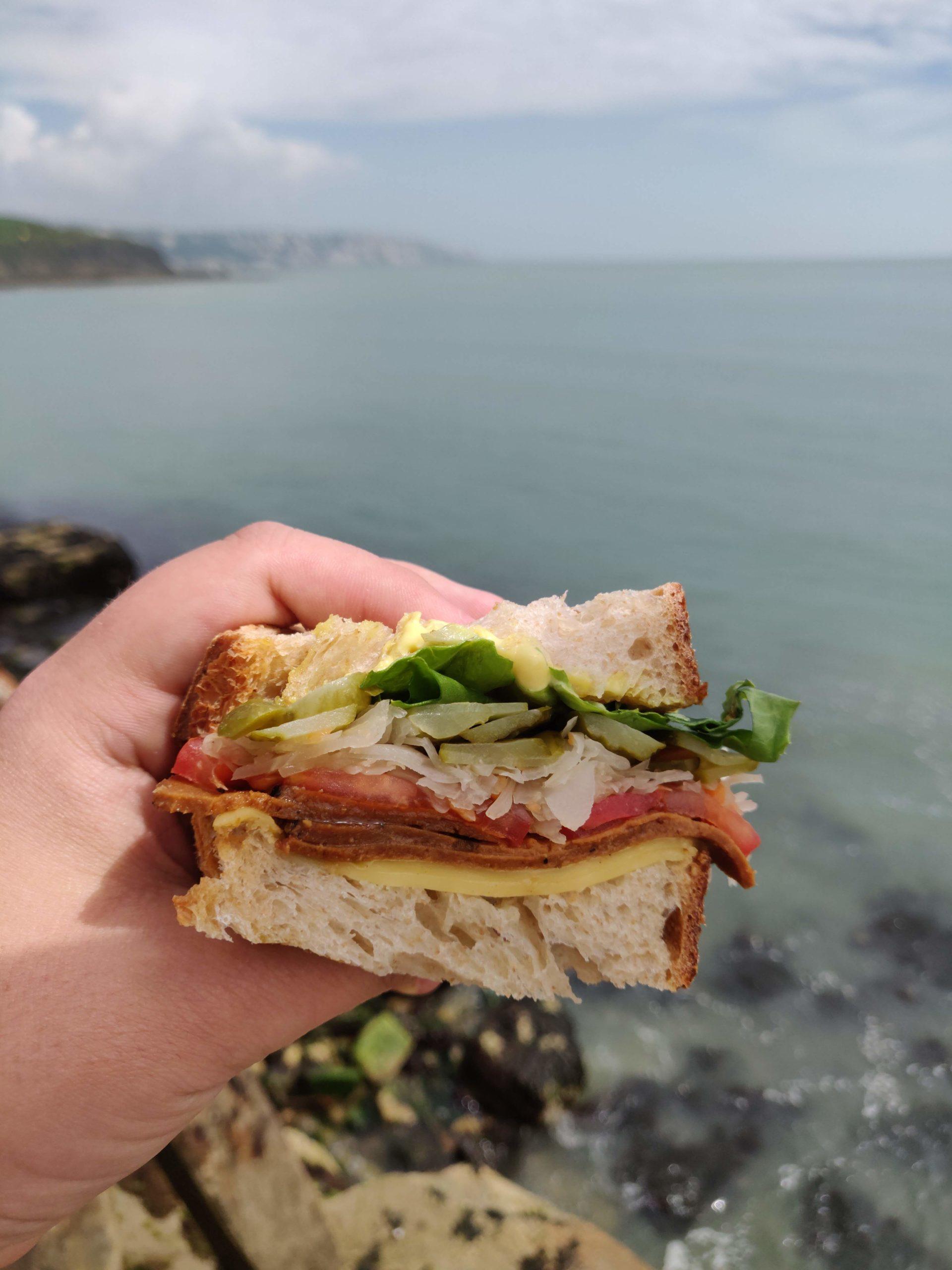 Dr Legumes Sandwich
